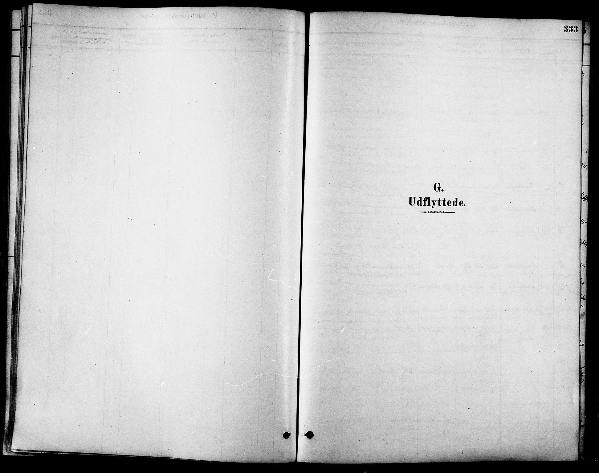 SAT, Ministerialprotokoller, klokkerbøker og fødselsregistre - Sør-Trøndelag, 630/L0496: Ministerialbok nr. 630A09, 1879-1895, s. 333