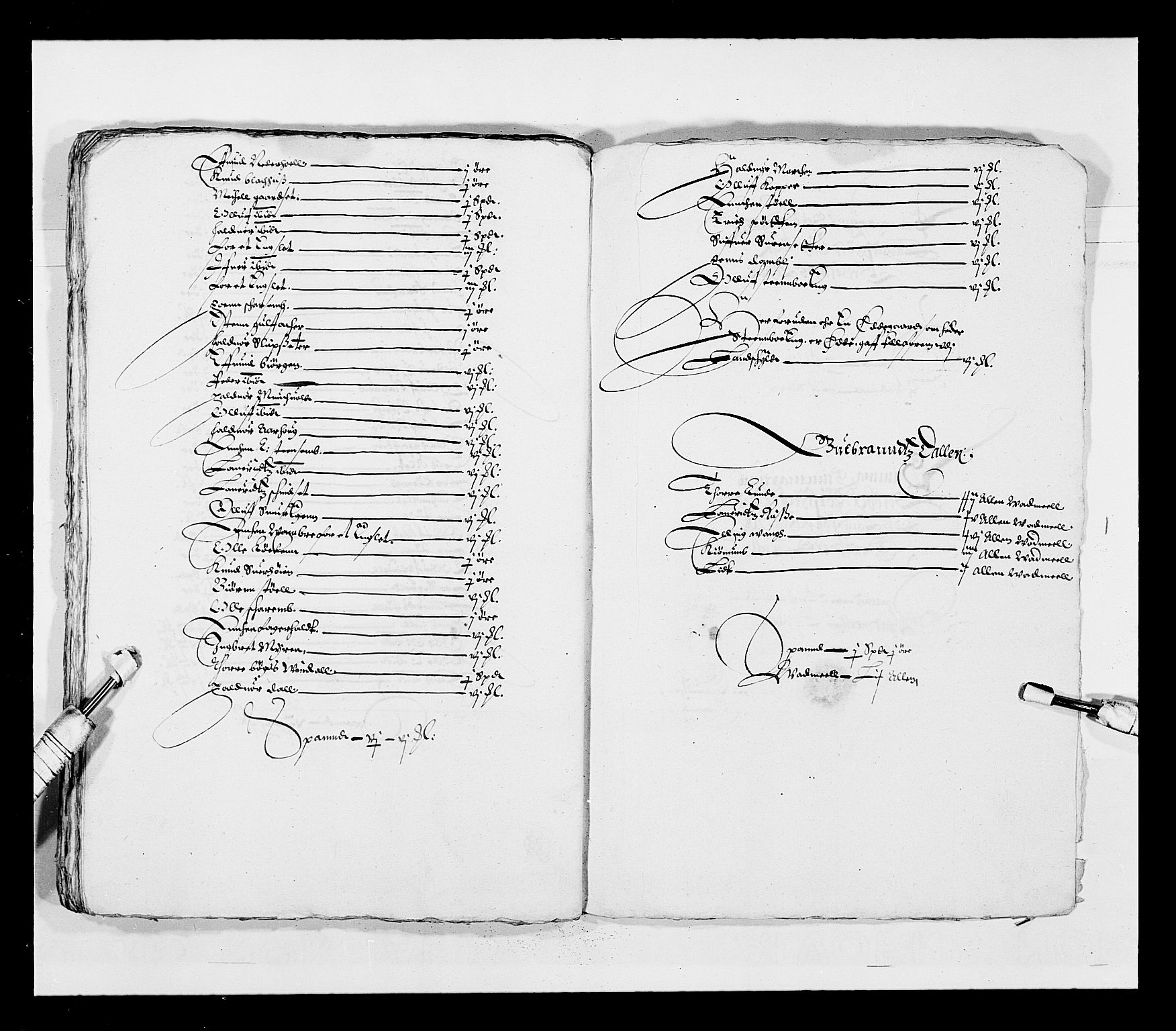 RA, Stattholderembetet 1572-1771, Ek/L0028: Jordebøker 1633-1658:, 1645-1646, s. 205