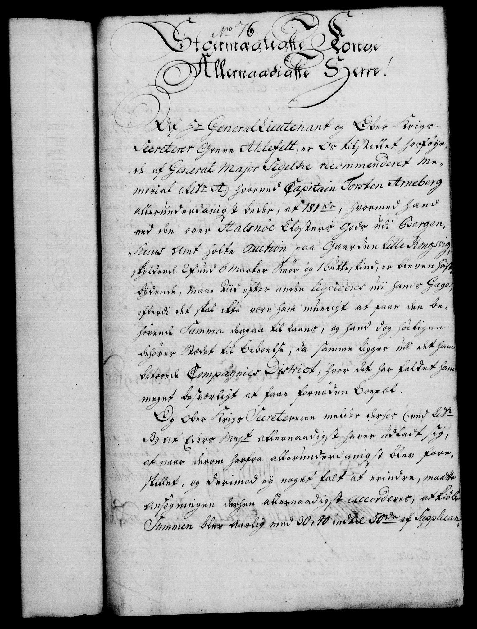 RA, Rentekammeret, Kammerkanselliet, G/Gf/Gfa/L0040: Norsk relasjons- og resolusjonsprotokoll (merket RK 52.40), 1758, s. 424