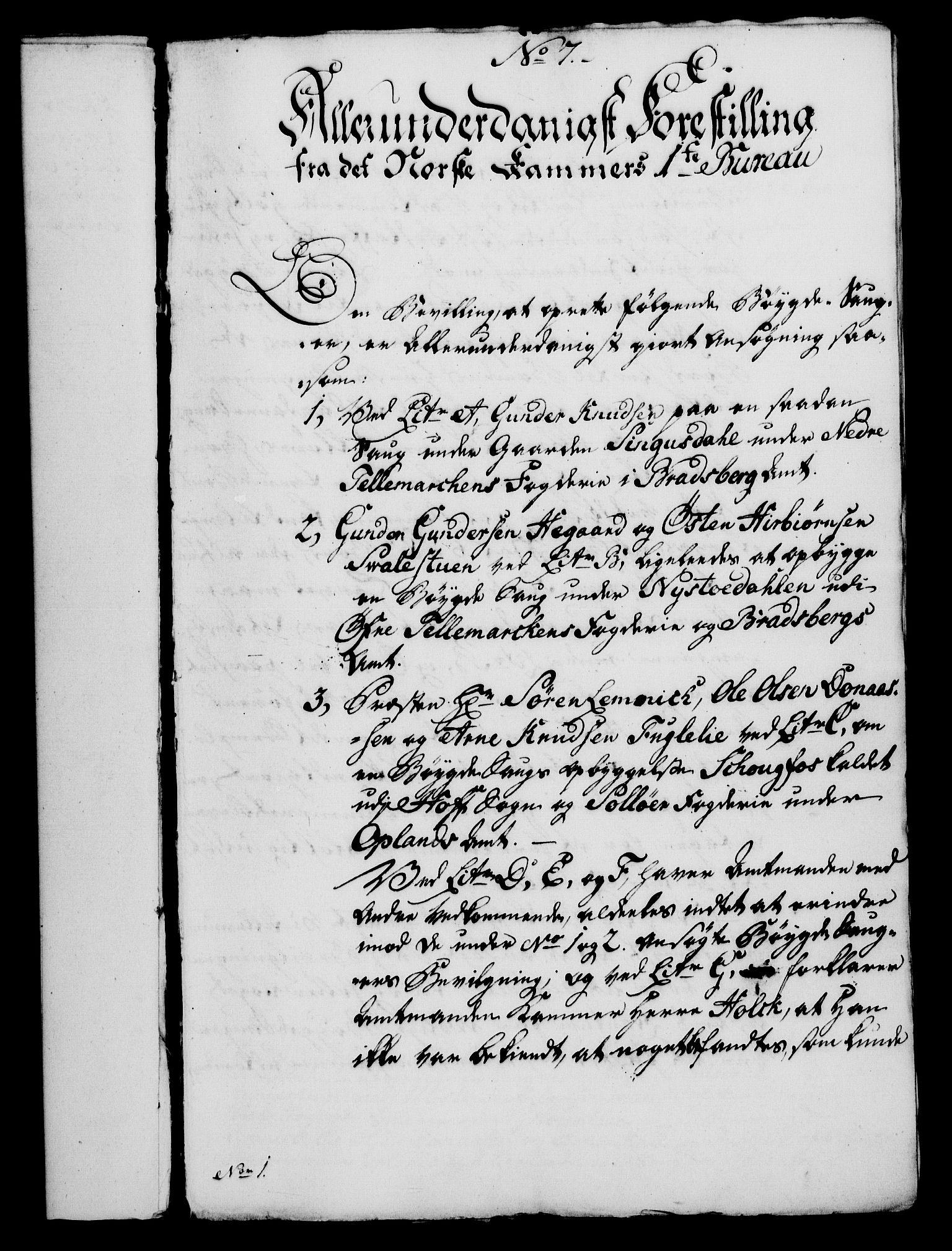 RA, Rentekammeret, Kammerkanselliet, G/Gf/Gfa/L0054: Norsk relasjons- og resolusjonsprotokoll (merket RK 52.54), 1771-1772, s. 41