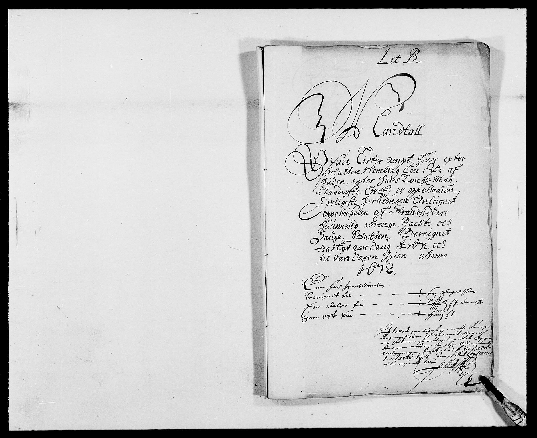 RA, Rentekammeret inntil 1814, Reviderte regnskaper, Fogderegnskap, R41/L2525: Fogderegnskap Lista, 1669-1671, s. 247