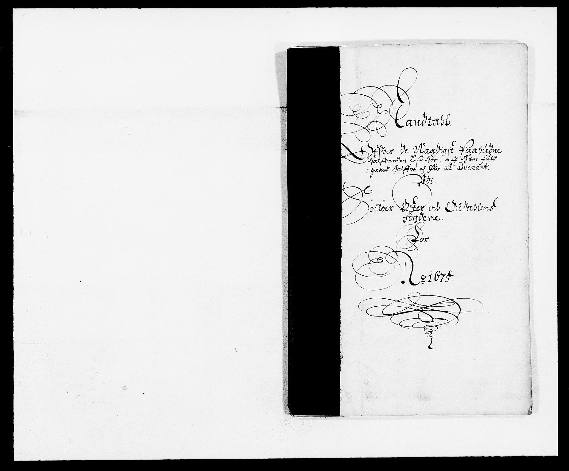 RA, Rentekammeret inntil 1814, Reviderte regnskaper, Fogderegnskap, R13/L0810: Fogderegnskap Solør, Odal og Østerdal, 1675, s. 52