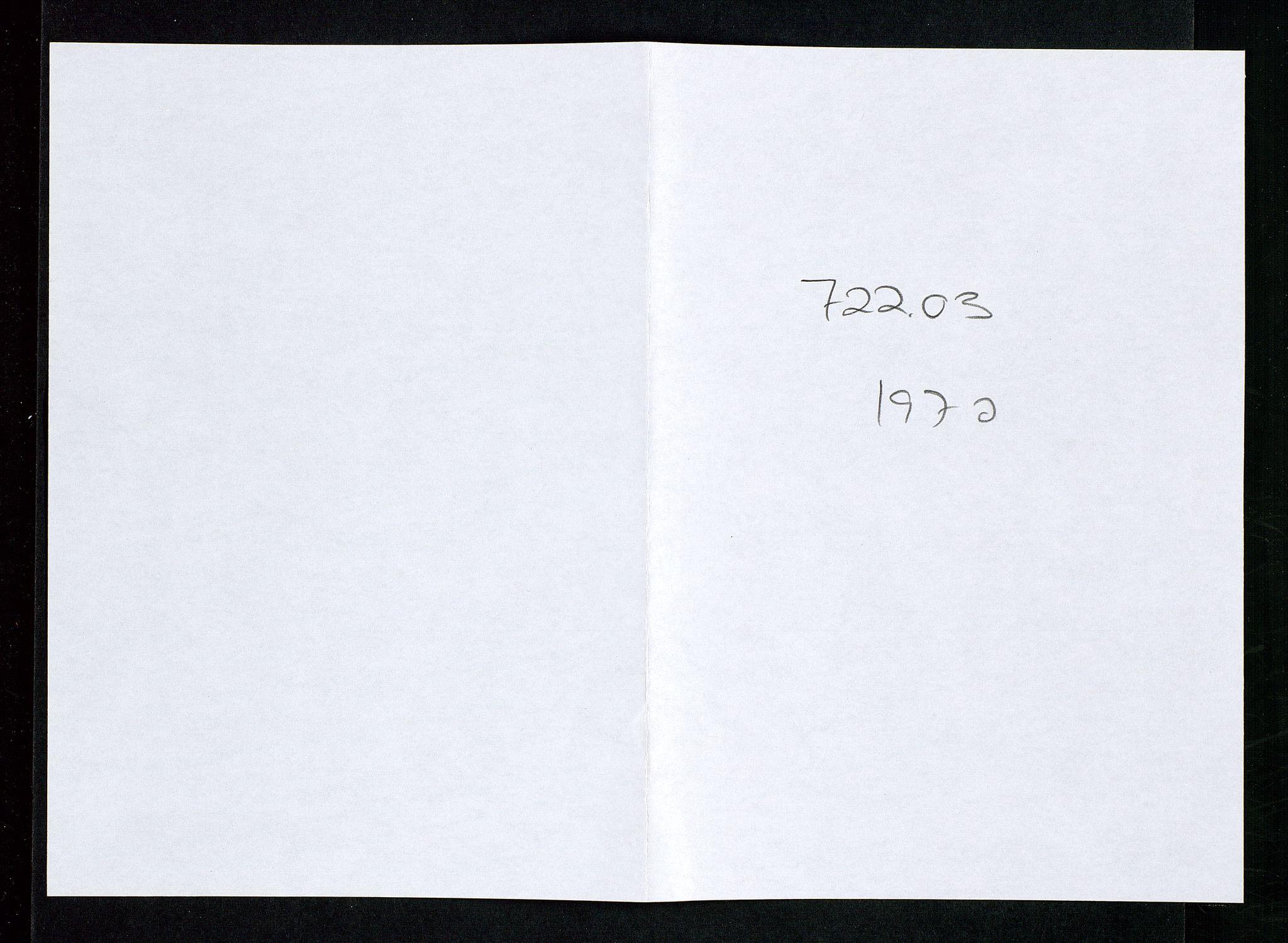 SAST, Industridepartementet, Oljekontoret, Da/L0008:  Arkivnøkkel 721- 722 Geofysikk, forskning, 1970-1972, s. 337