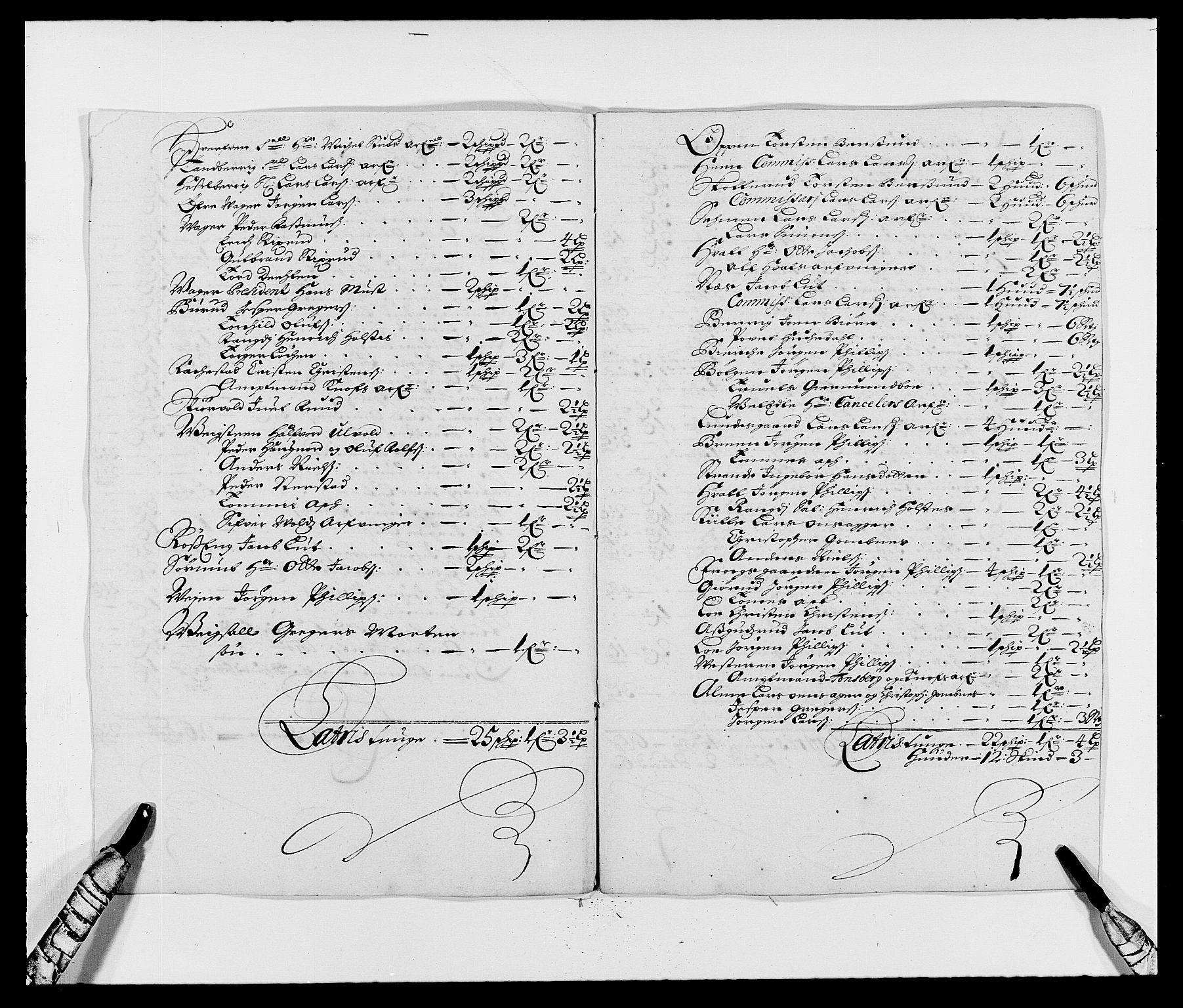 RA, Rentekammeret inntil 1814, Reviderte regnskaper, Fogderegnskap, R21/L1447: Fogderegnskap Ringerike og Hallingdal, 1687-1689, s. 166