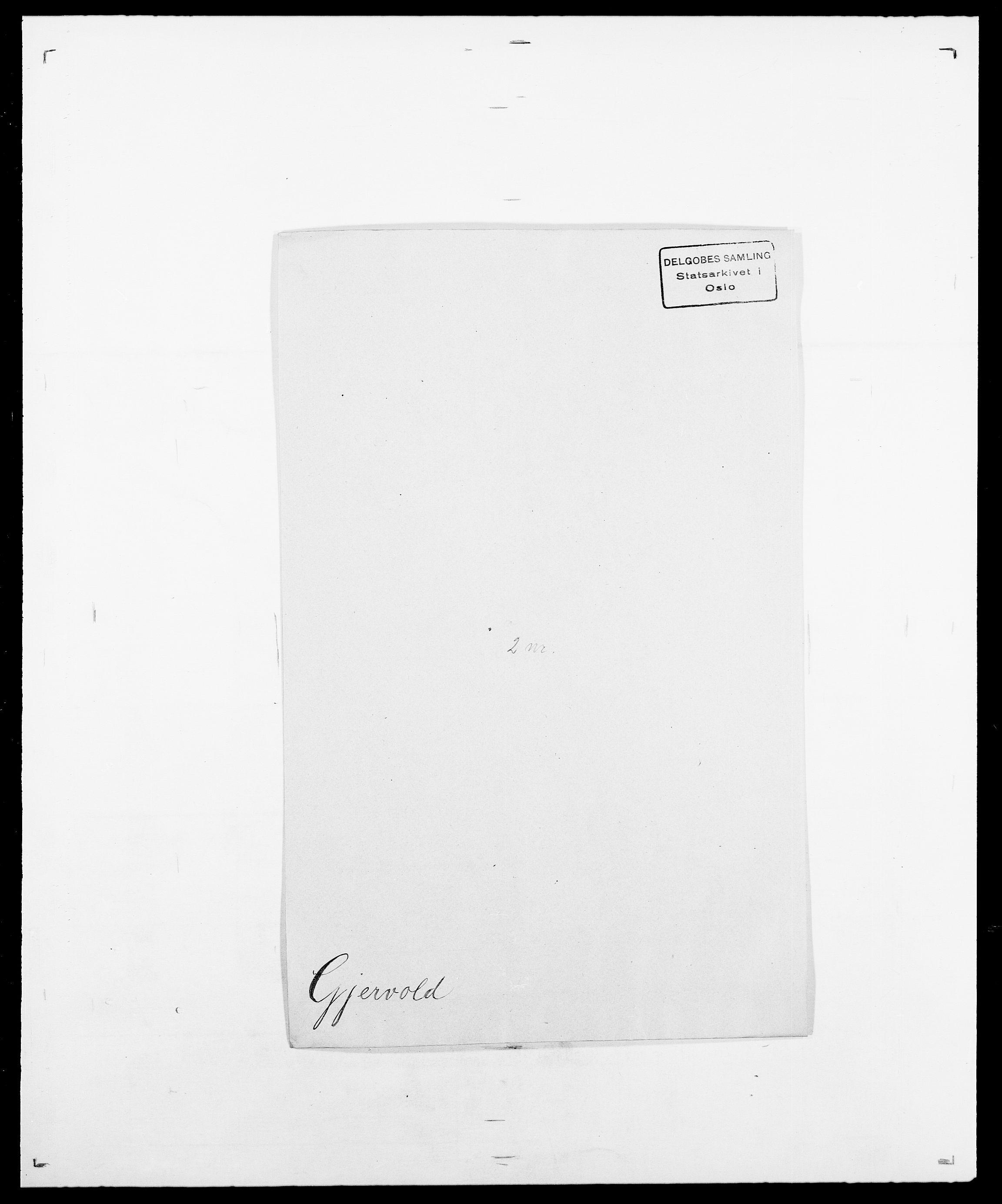SAO, Delgobe, Charles Antoine - samling, D/Da/L0014: Giebdhausen - Grip, s. 179