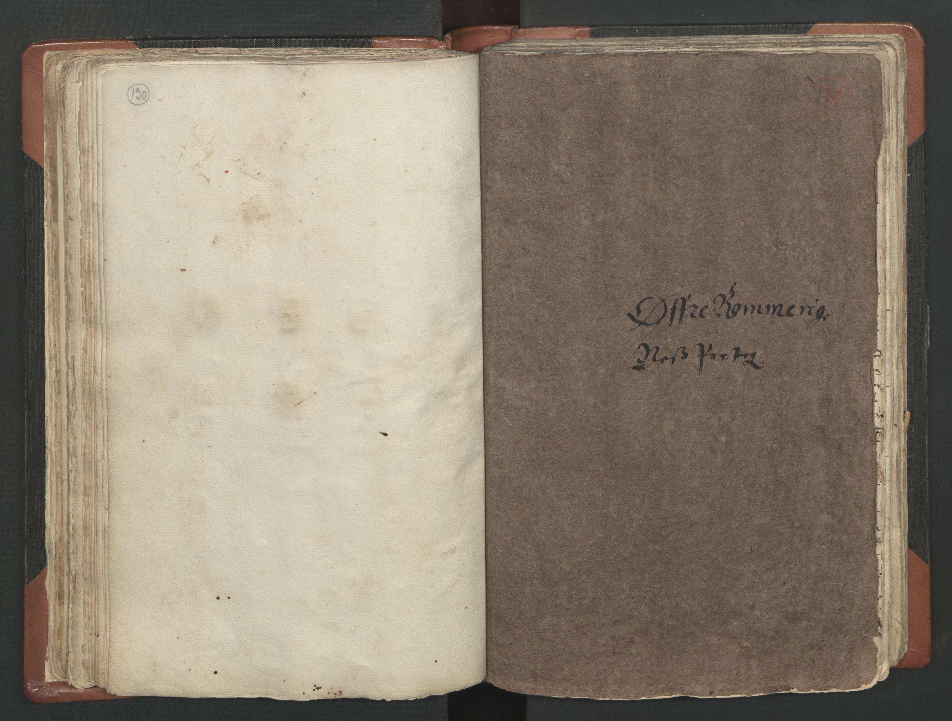 RA, Sogneprestenes manntall 1664-1666, nr. 4: Øvre Romerike prosti, 1664-1666, s. 130-131