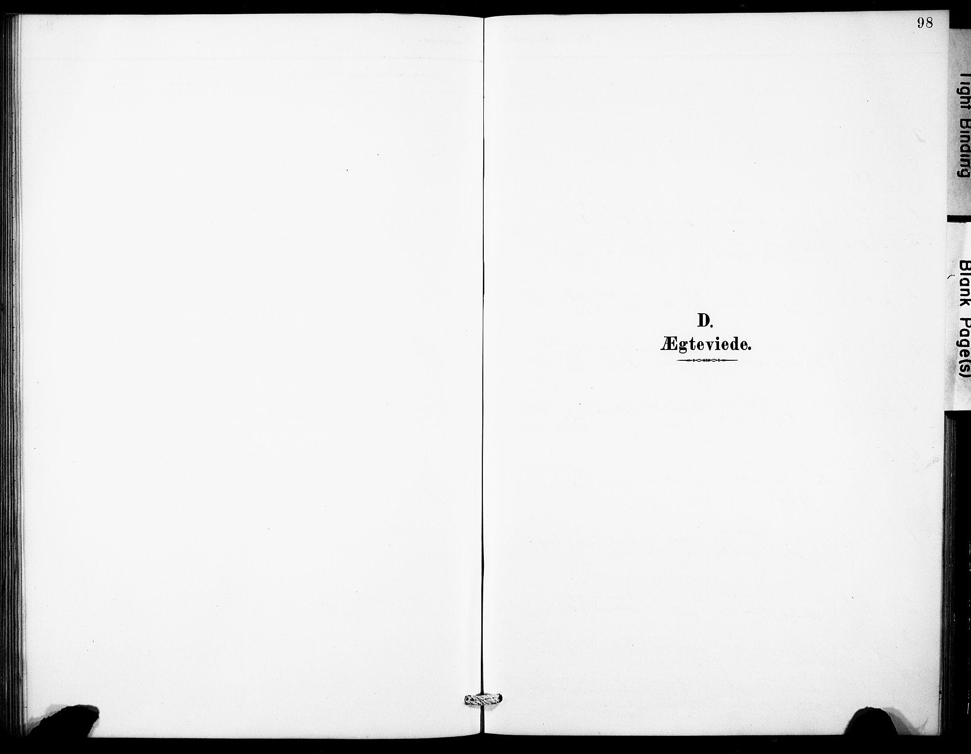 SAB, Aurland Sokneprestembete*, Klokkerbok nr. B 2, 1887-1929, s. 98