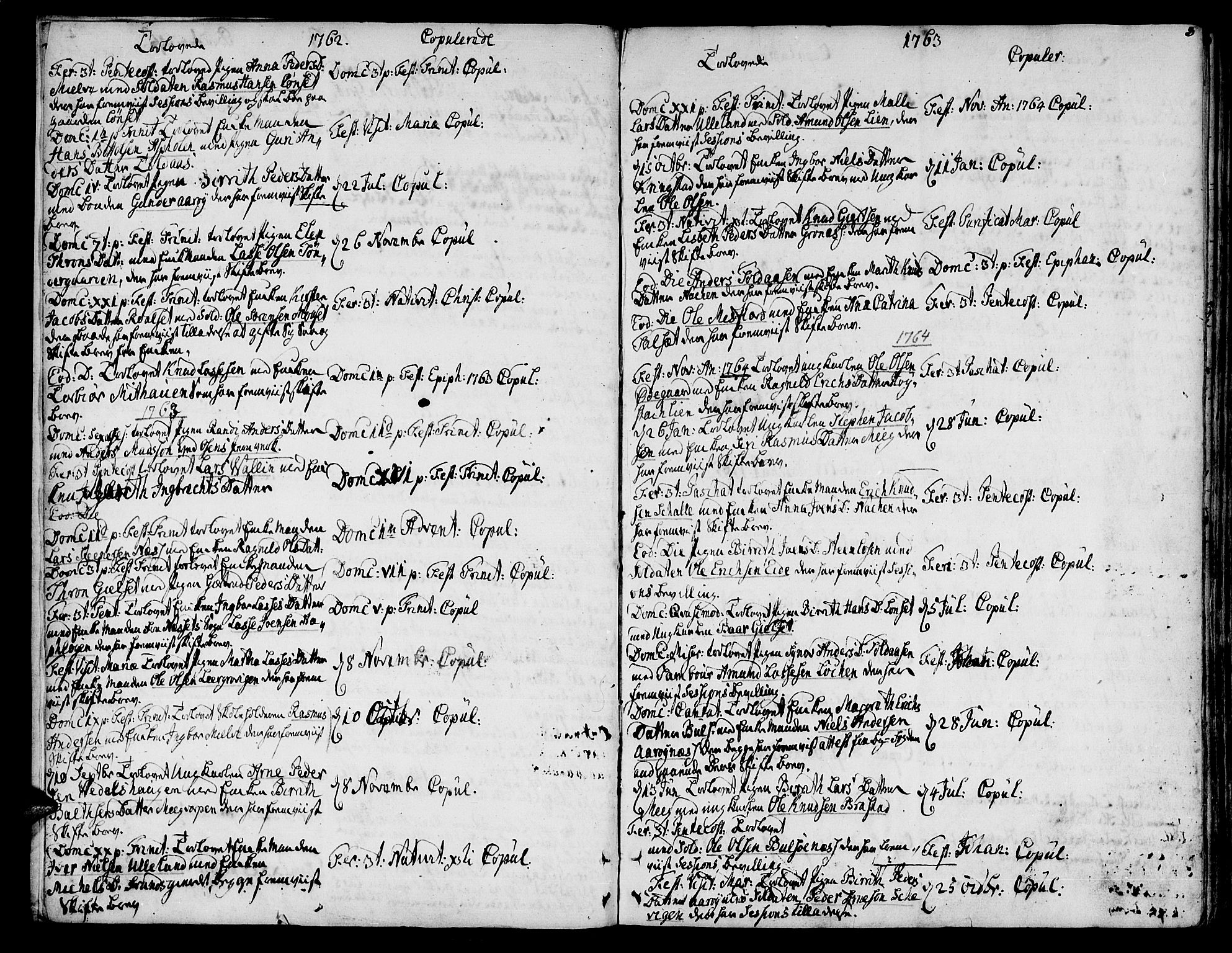 SAT, Ministerialprotokoller, klokkerbøker og fødselsregistre - Møre og Romsdal, 555/L0648: Ministerialbok nr. 555A01, 1759-1793, s. 3