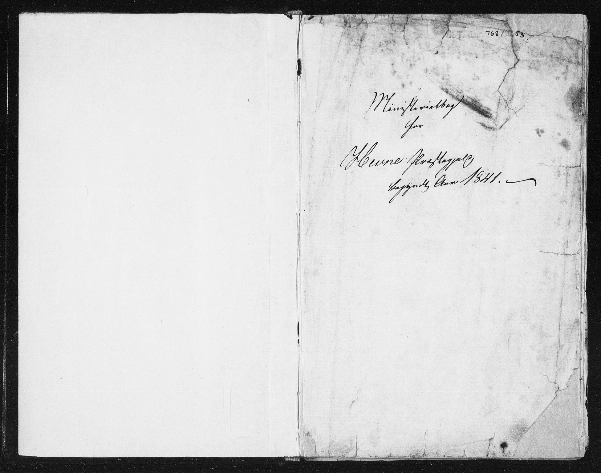 SAT, Ministerialprotokoller, klokkerbøker og fødselsregistre - Sør-Trøndelag, 630/L0493: Ministerialbok nr. 630A06, 1841-1851