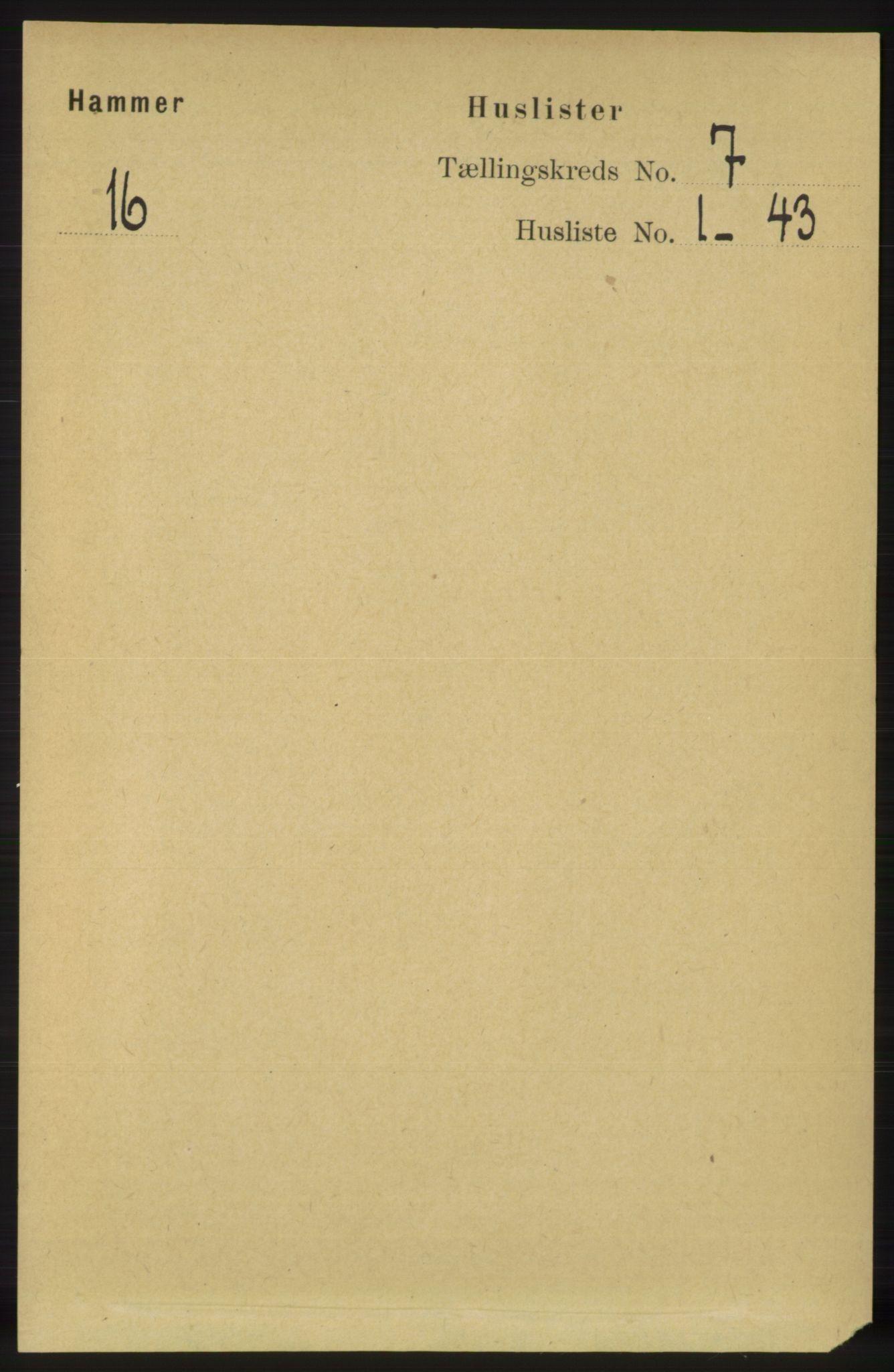 RA, Folketelling 1891 for 1254 Hamre herred, 1891, s. 1652