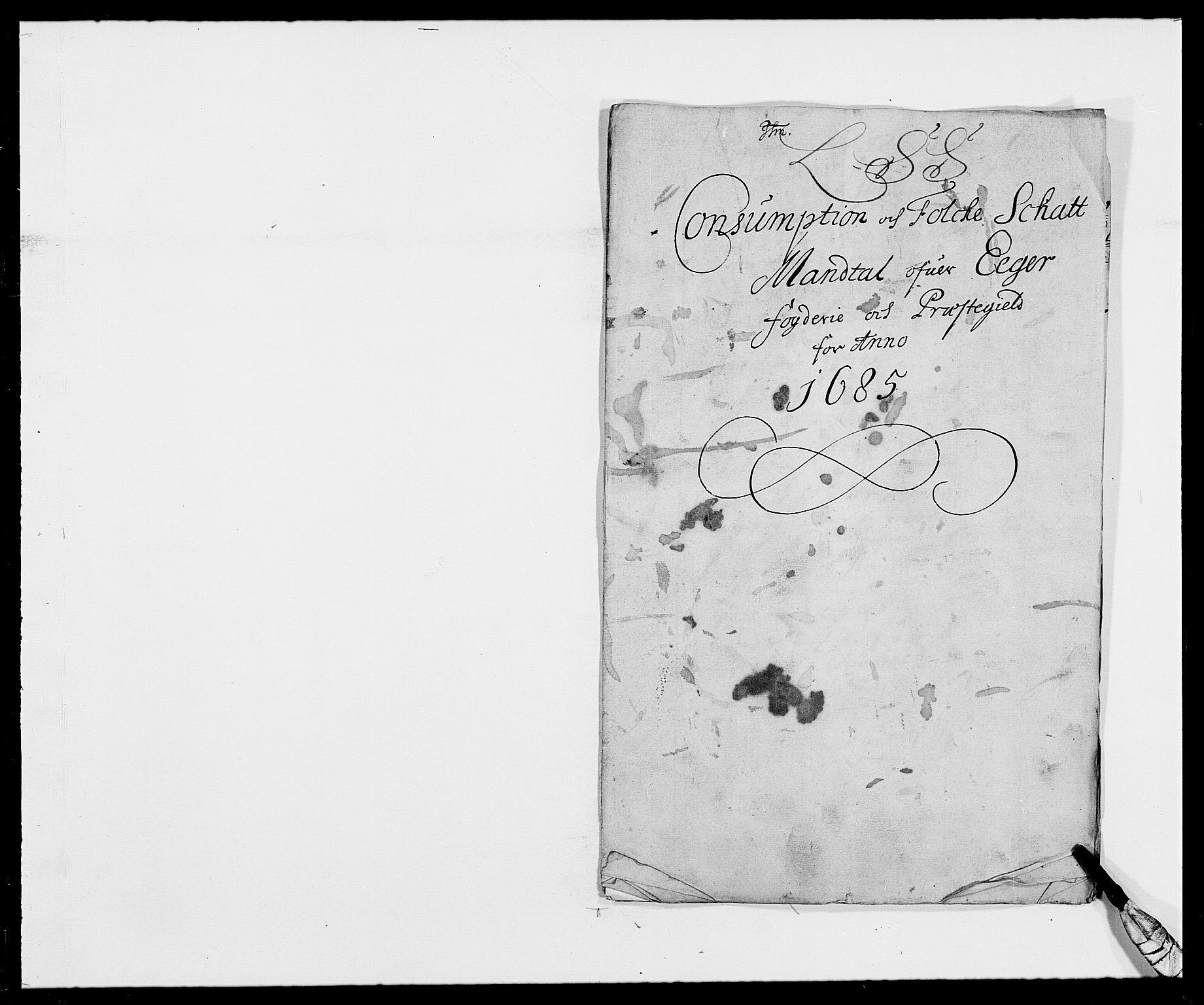 RA, Rentekammeret inntil 1814, Reviderte regnskaper, Fogderegnskap, R26/L1685: Fogderegnskap Eiker, 1679-1686, s. 129
