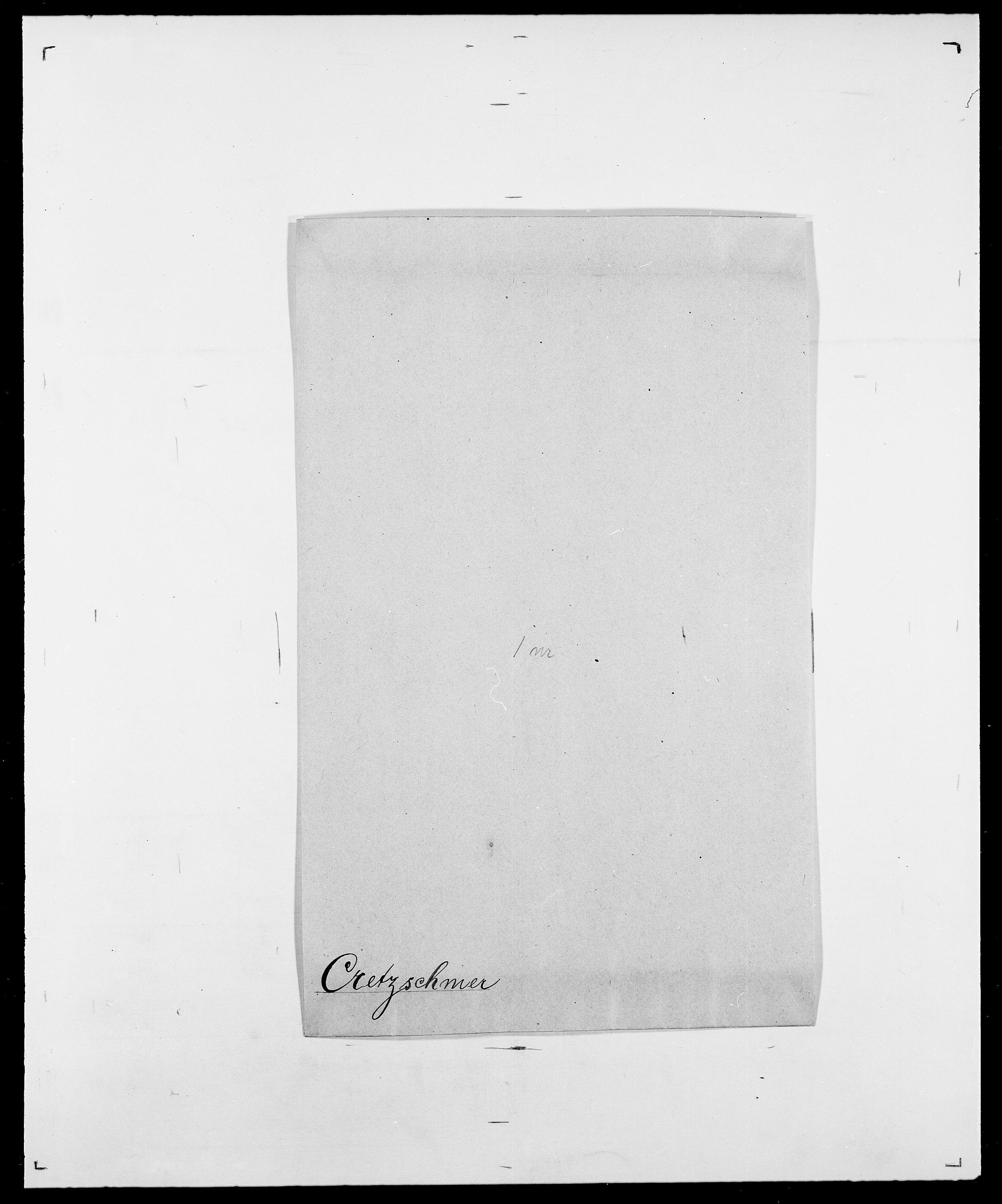 SAO, Delgobe, Charles Antoine - samling, D/Da/L0008: Capjon - Dagenbolt, s. 609