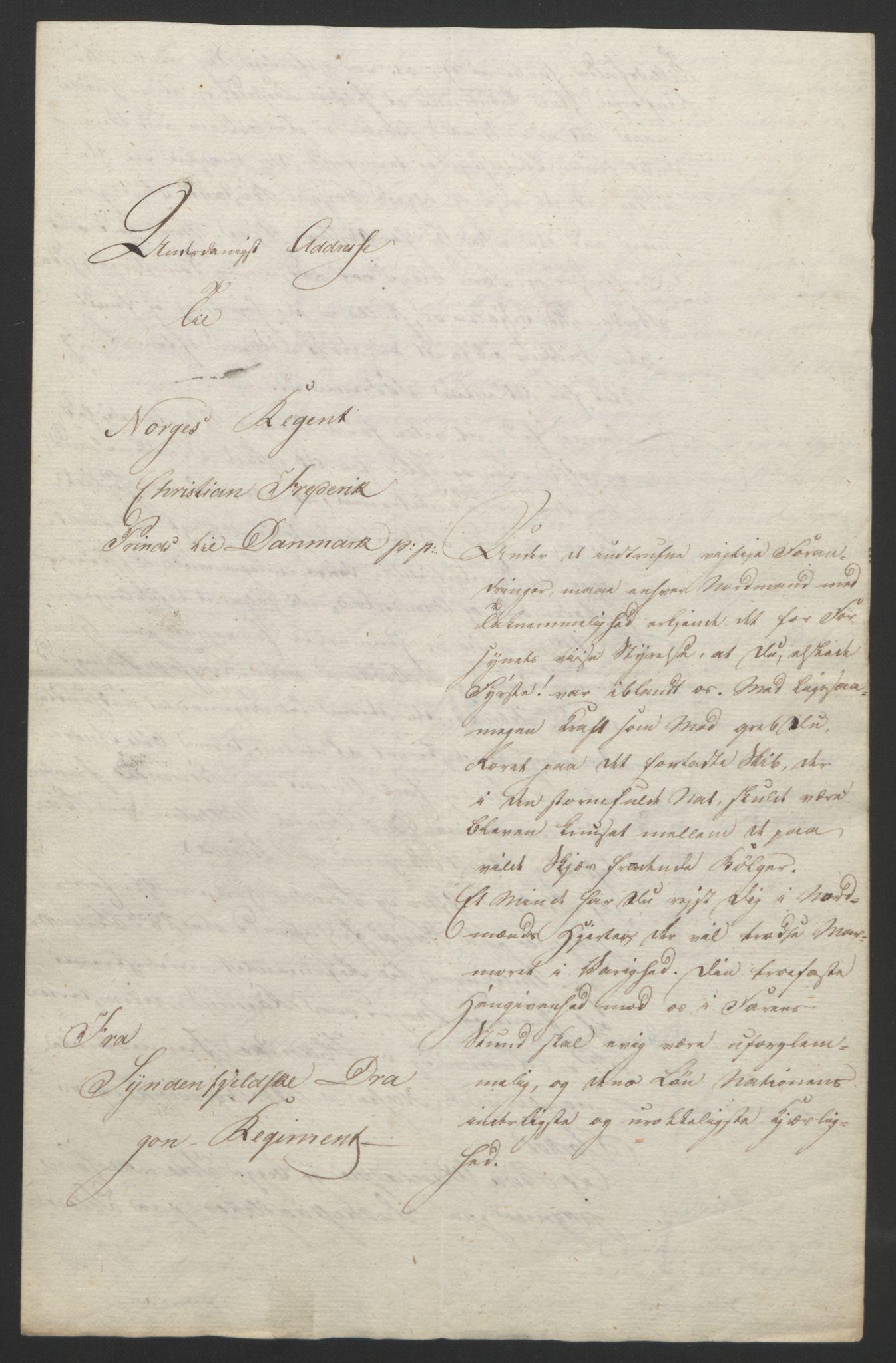 RA, Statsrådssekretariatet, D/Db/L0007: Fullmakter for Eidsvollsrepresentantene i 1814. , 1814, s. 86