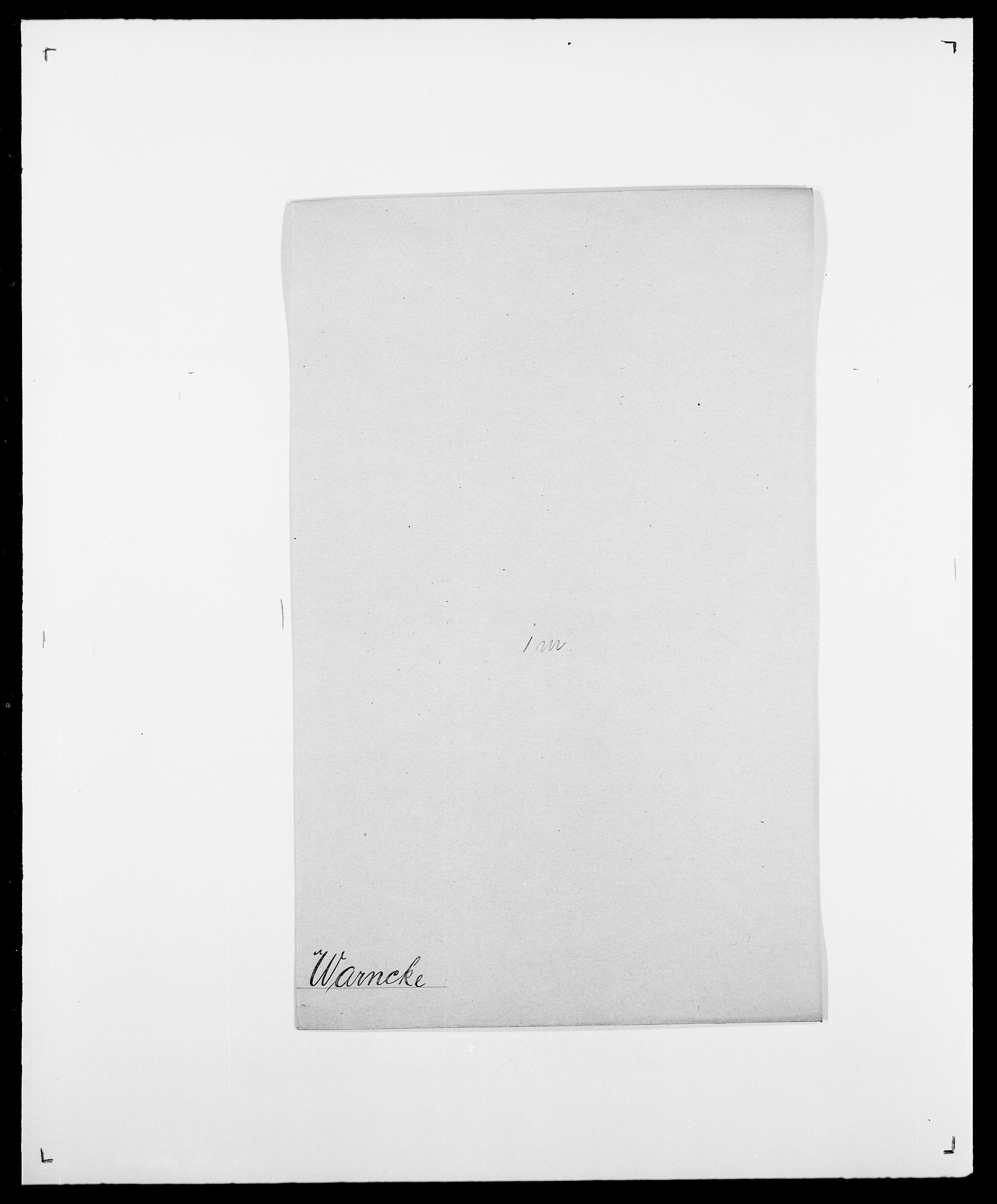 SAO, Delgobe, Charles Antoine - samling, D/Da/L0040: Usgaard - Velund, s. 330