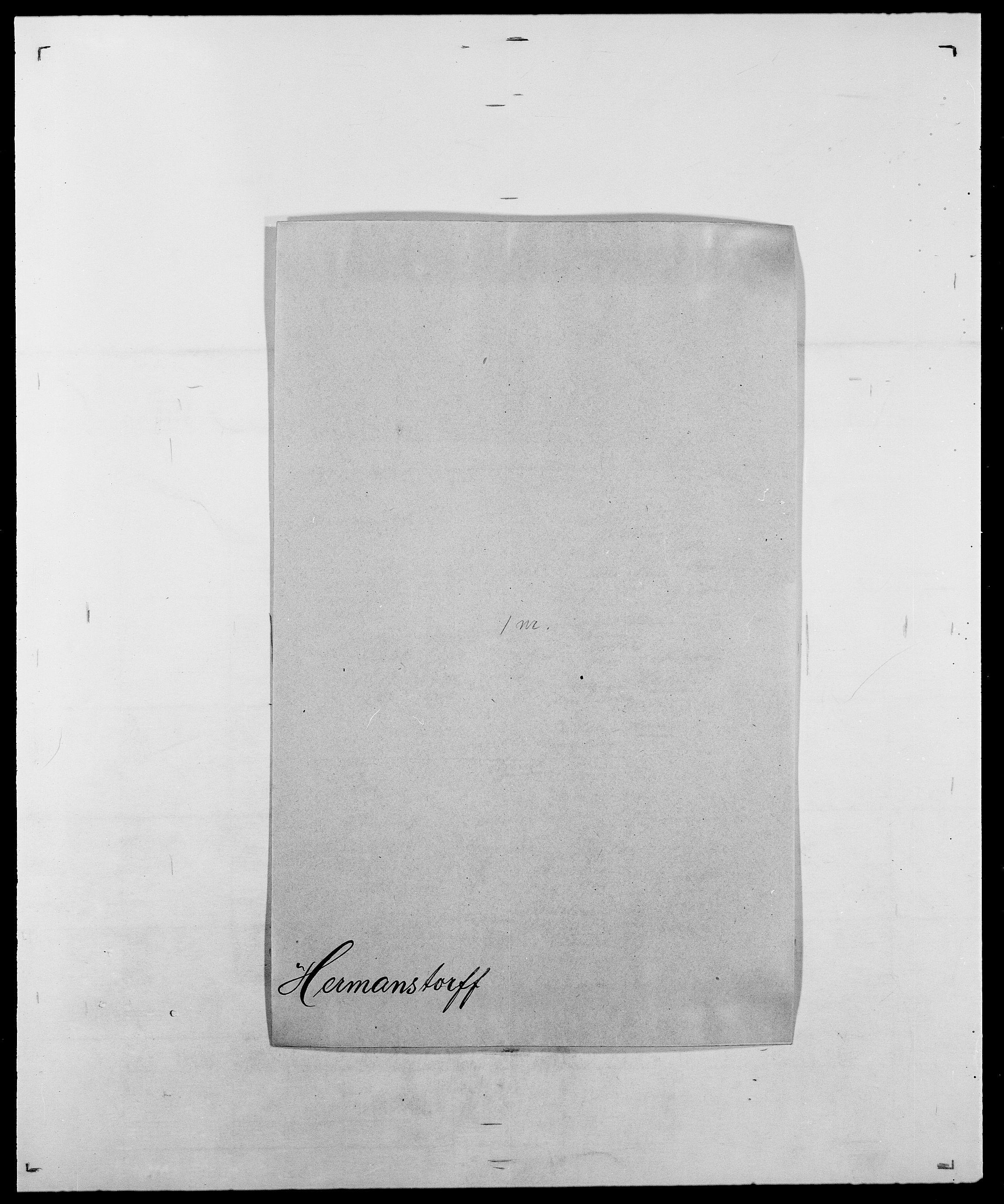 SAO, Delgobe, Charles Antoine - samling, D/Da/L0017: Helander - Hjørne, s. 252