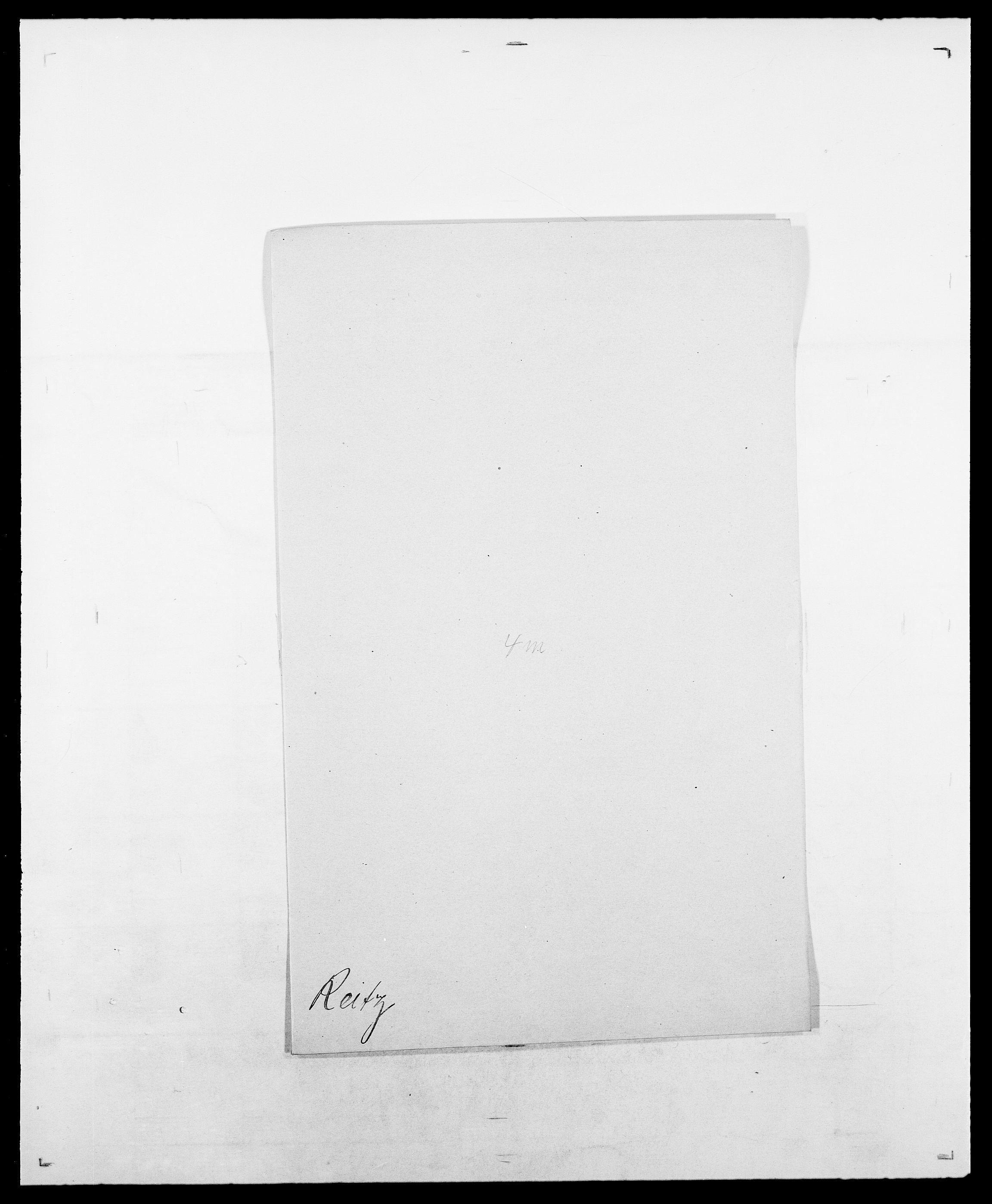 SAO, Delgobe, Charles Antoine - samling, D/Da/L0032: Rabakovsky - Rivertz, s. 395