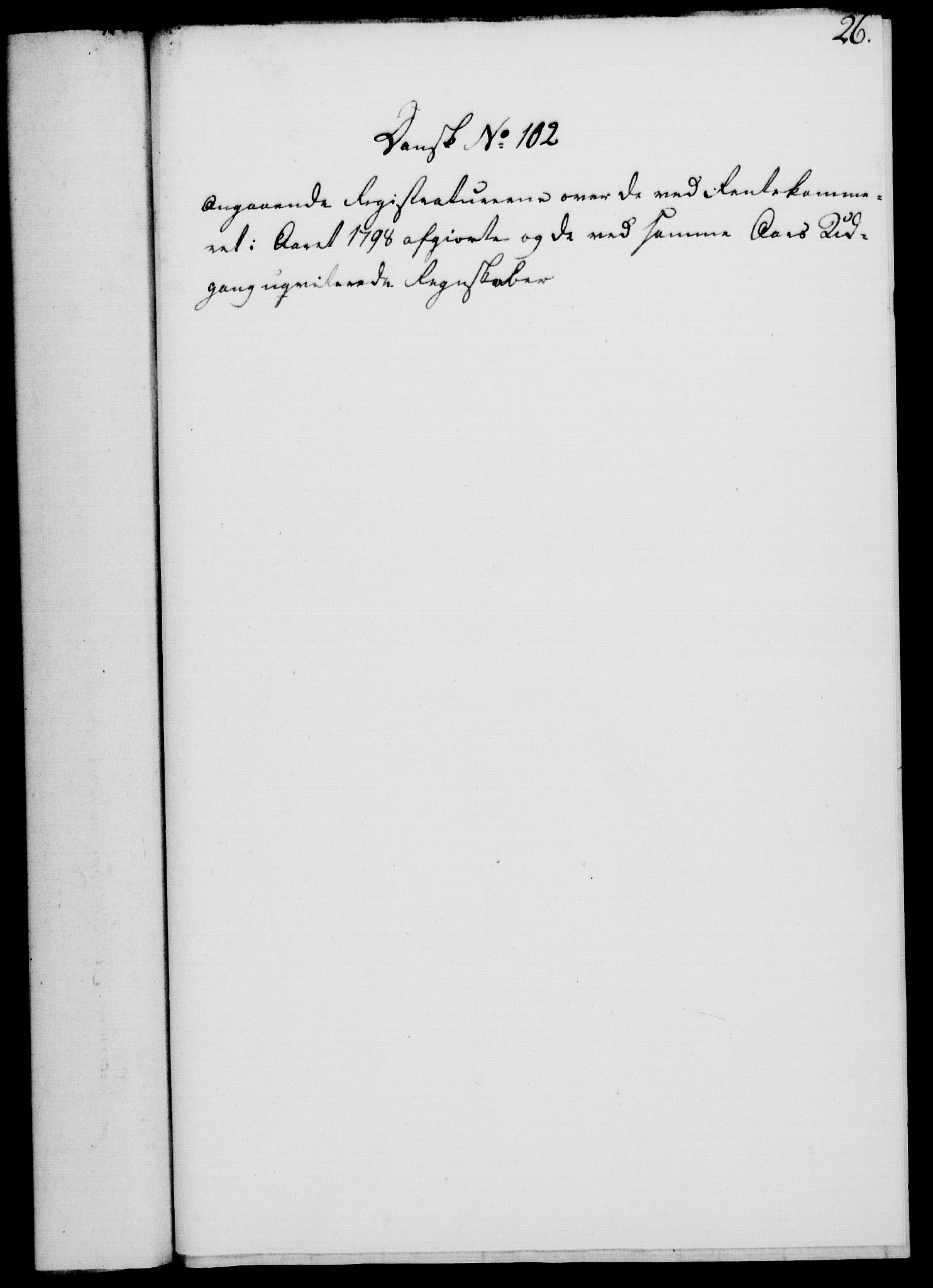 RA, Rentekammeret, Kammerkanselliet, G/Gf/Gfa/L0081: Norsk relasjons- og resolusjonsprotokoll (merket RK 52.81), 1799, s. 180