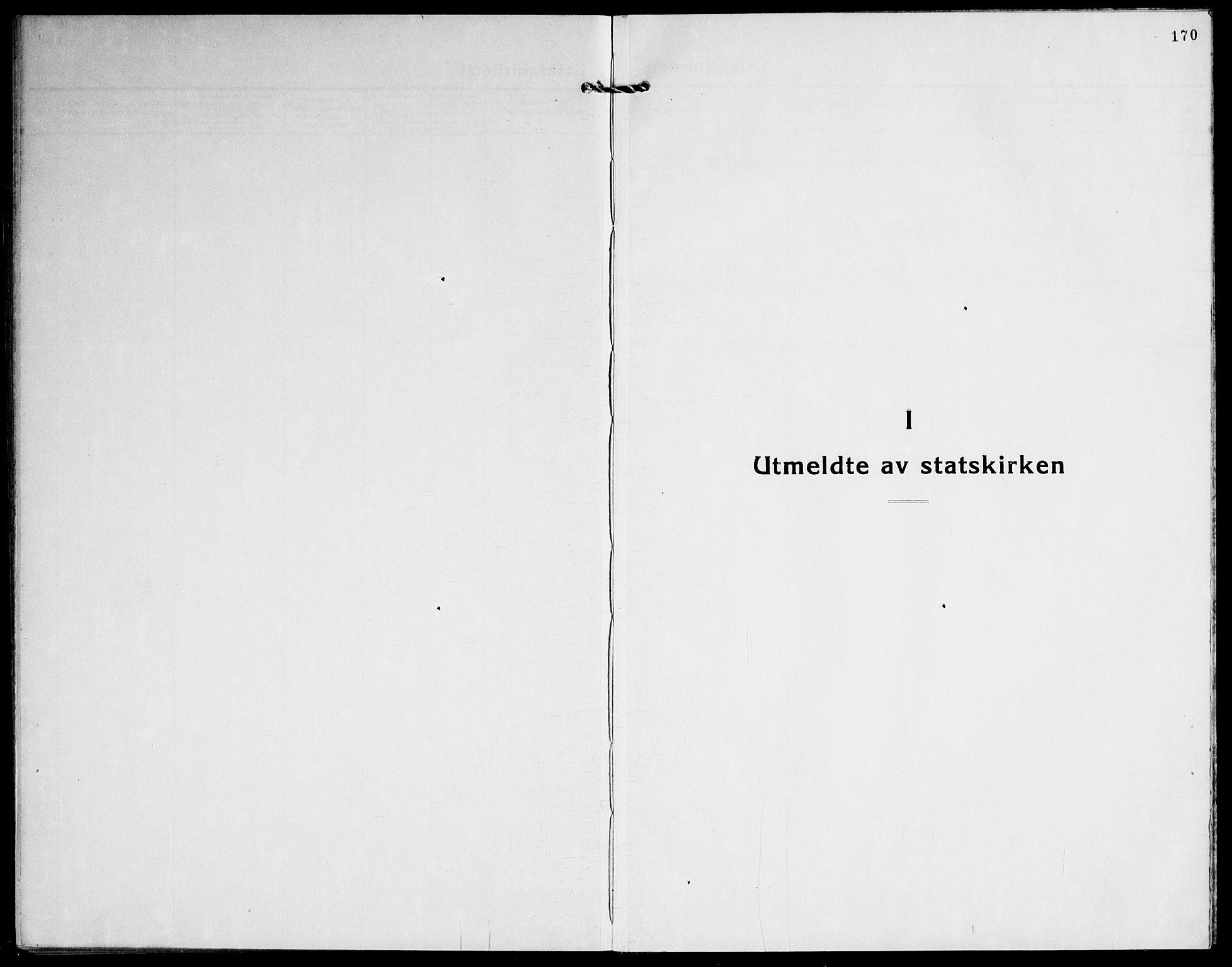 SATØ, Tranøy sokneprestkontor, I/Ia/Iab/L0016klokker: Klokkerbok nr. 16, 1930-1945, s. 170
