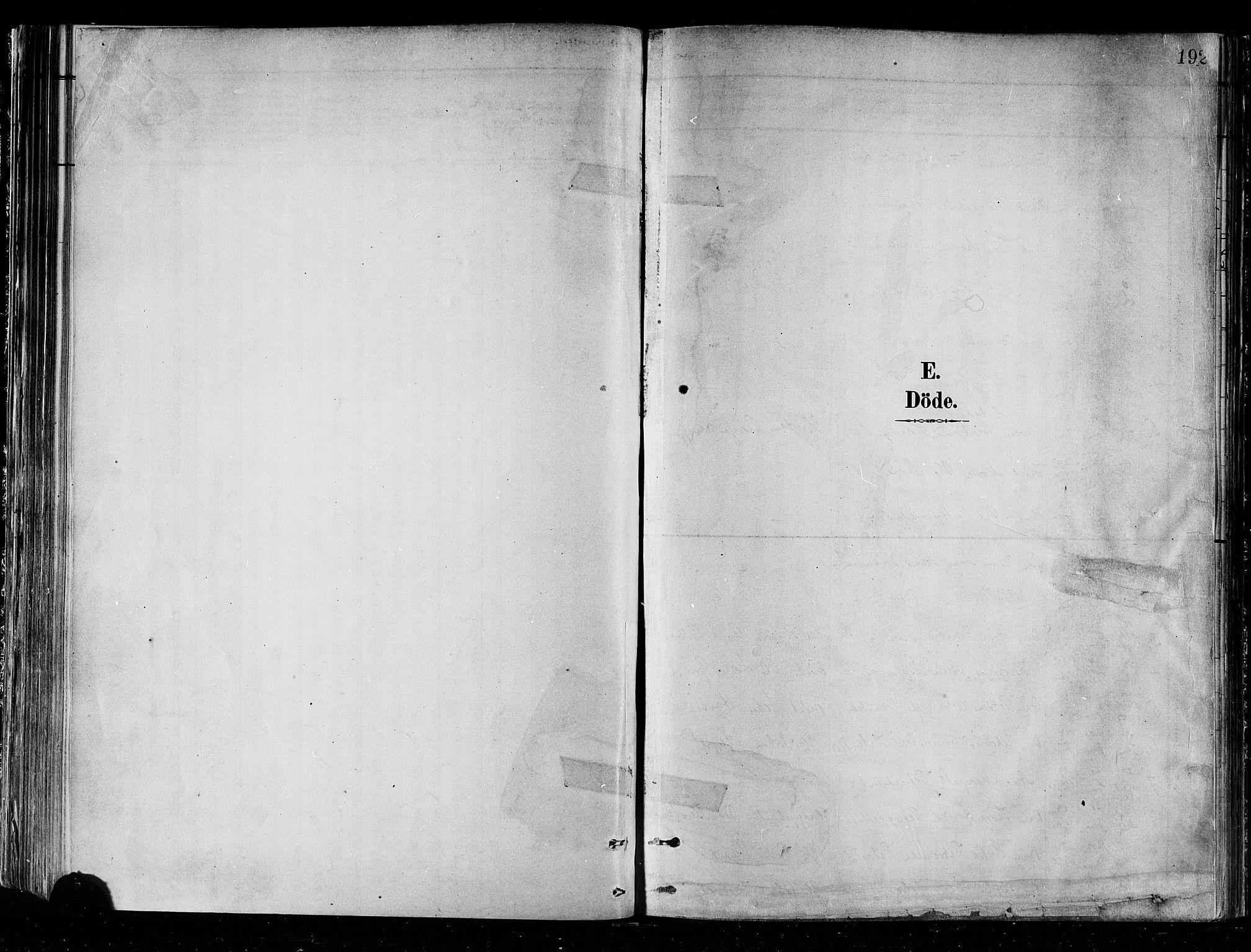 SATØ, Skjervøy sokneprestkontor, H/Ha/Haa/L0010kirke: Ministerialbok nr. 10, 1887-1898, s. 192