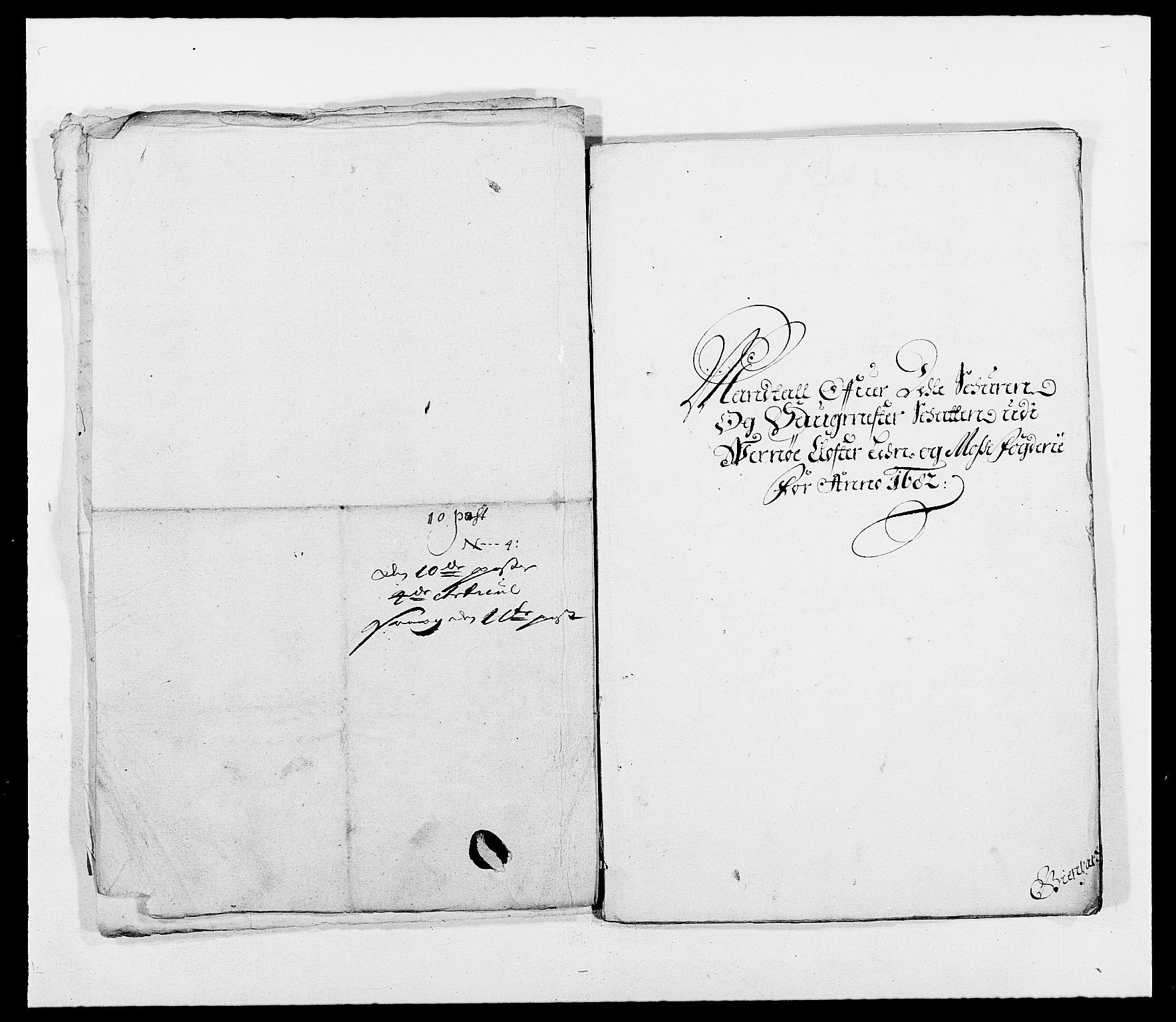 RA, Rentekammeret inntil 1814, Reviderte regnskaper, Fogderegnskap, R02/L0104: Fogderegnskap Moss og Verne kloster, 1682-1684, s. 287