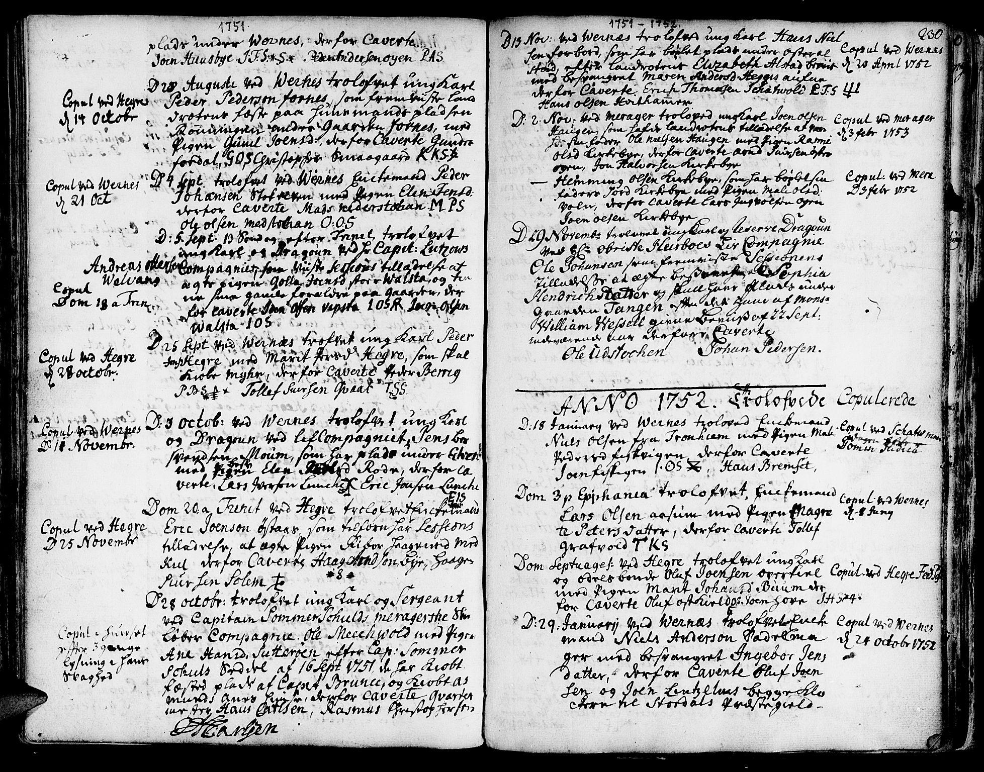 SAT, Ministerialprotokoller, klokkerbøker og fødselsregistre - Nord-Trøndelag, 709/L0056: Ministerialbok nr. 709A04, 1740-1756, s. 230