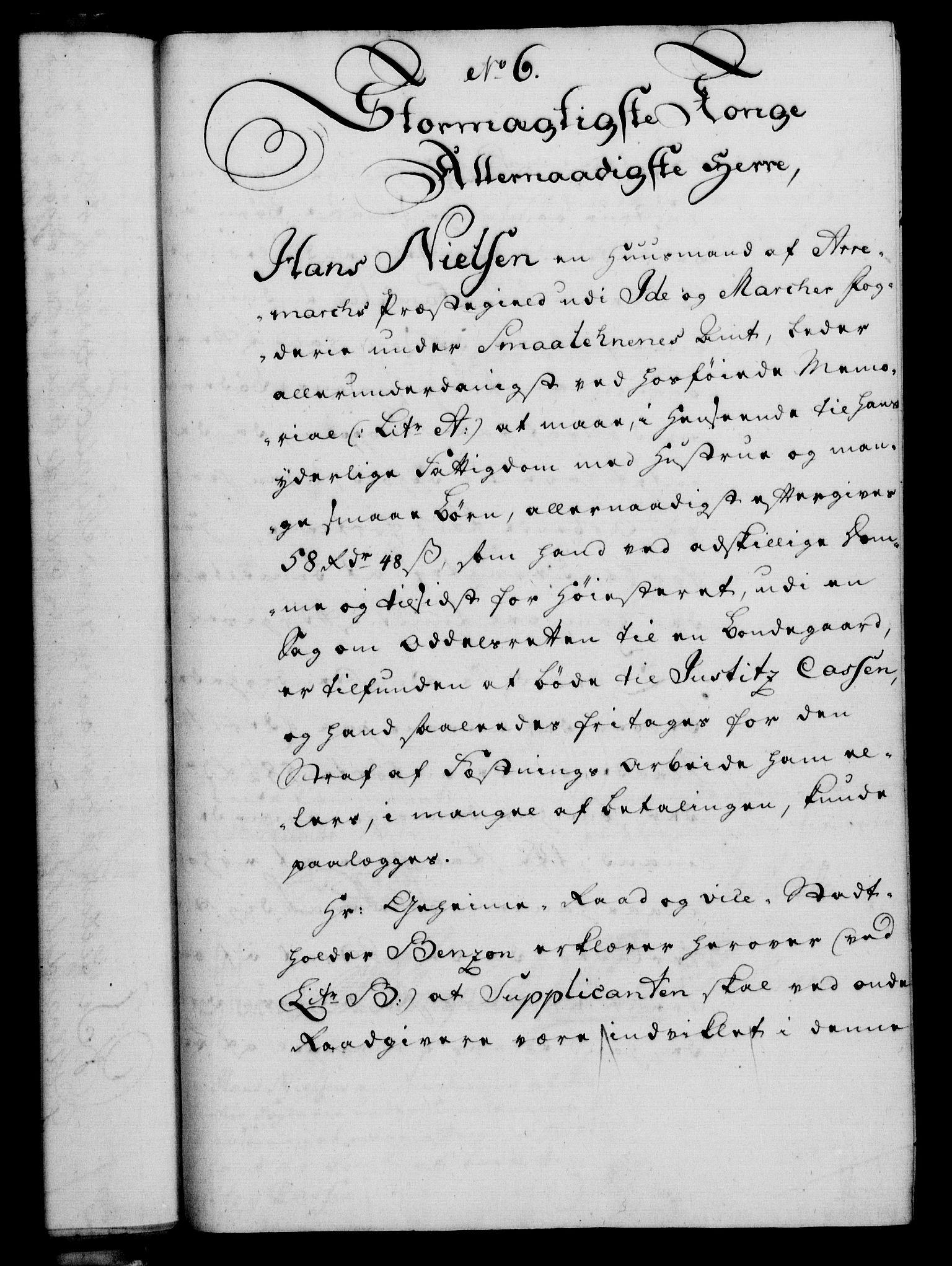 RA, Rentekammeret, Kammerkanselliet, G/Gf/Gfa/L0040: Norsk relasjons- og resolusjonsprotokoll (merket RK 52.40), 1758, s. 50