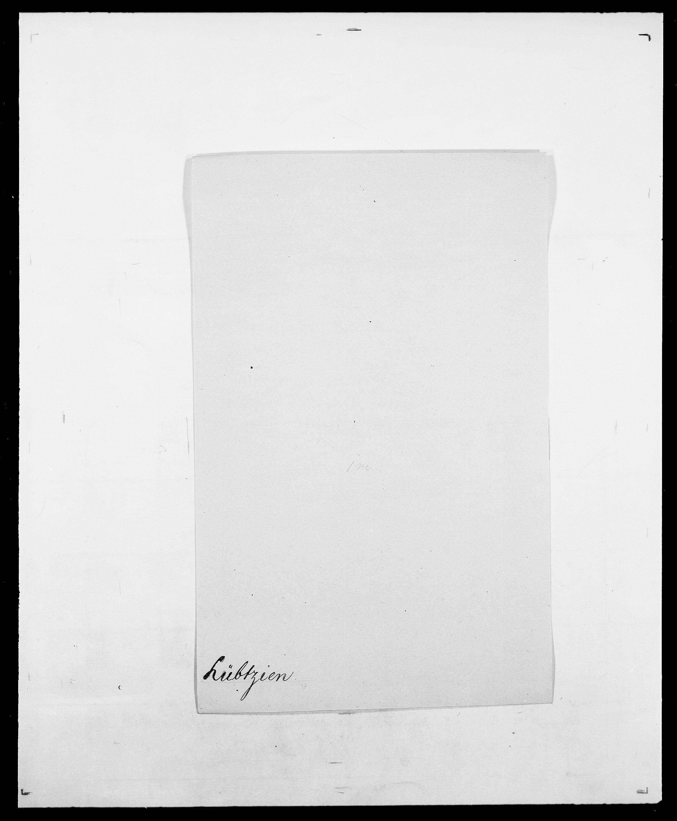 SAO, Delgobe, Charles Antoine - samling, D/Da/L0024: Lobech - Lærum, s. 682