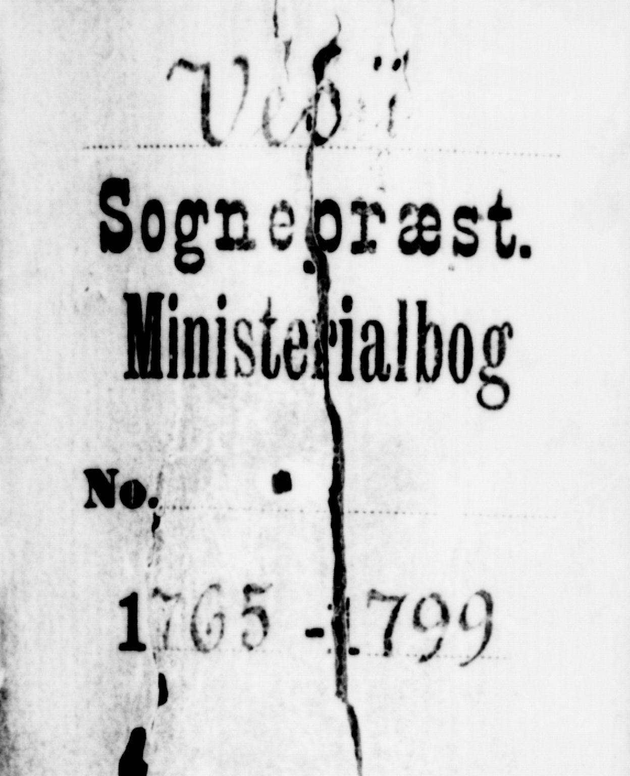 SAT, Ministerialprotokoller, klokkerbøker og fødselsregistre - Møre og Romsdal, 547/L0600: Ministerialbok nr. 547A02, 1765-1799
