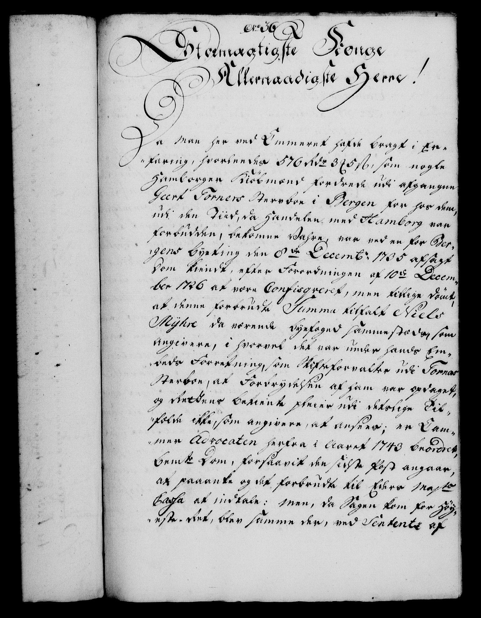 RA, Rentekammeret, Kammerkanselliet, G/Gf/Gfa/L0035: Norsk relasjons- og resolusjonsprotokoll (merket RK 52.35), 1753, s. 255
