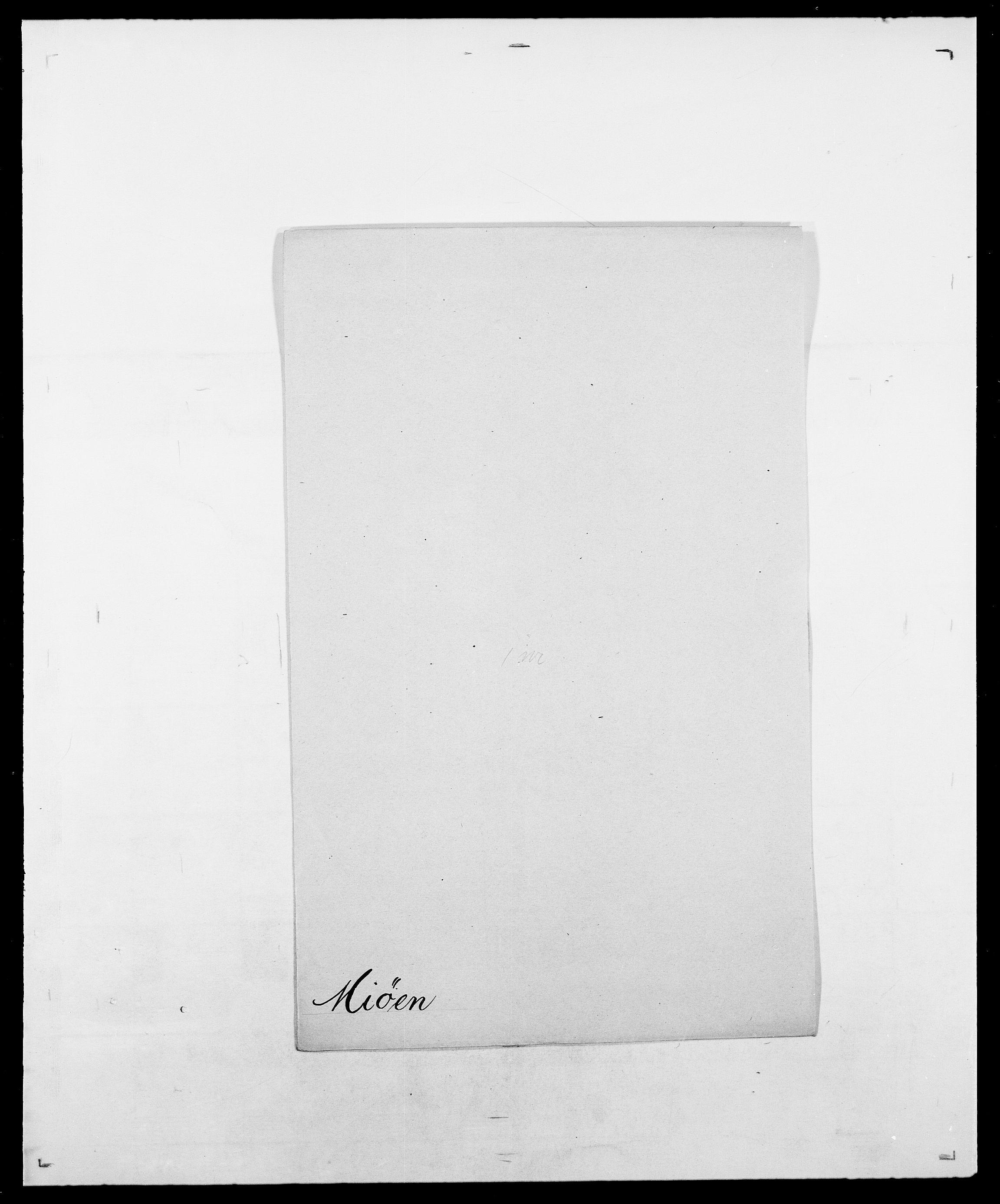 SAO, Delgobe, Charles Antoine - samling, D/Da/L0026: Mechelby - Montoppidan, s. 604
