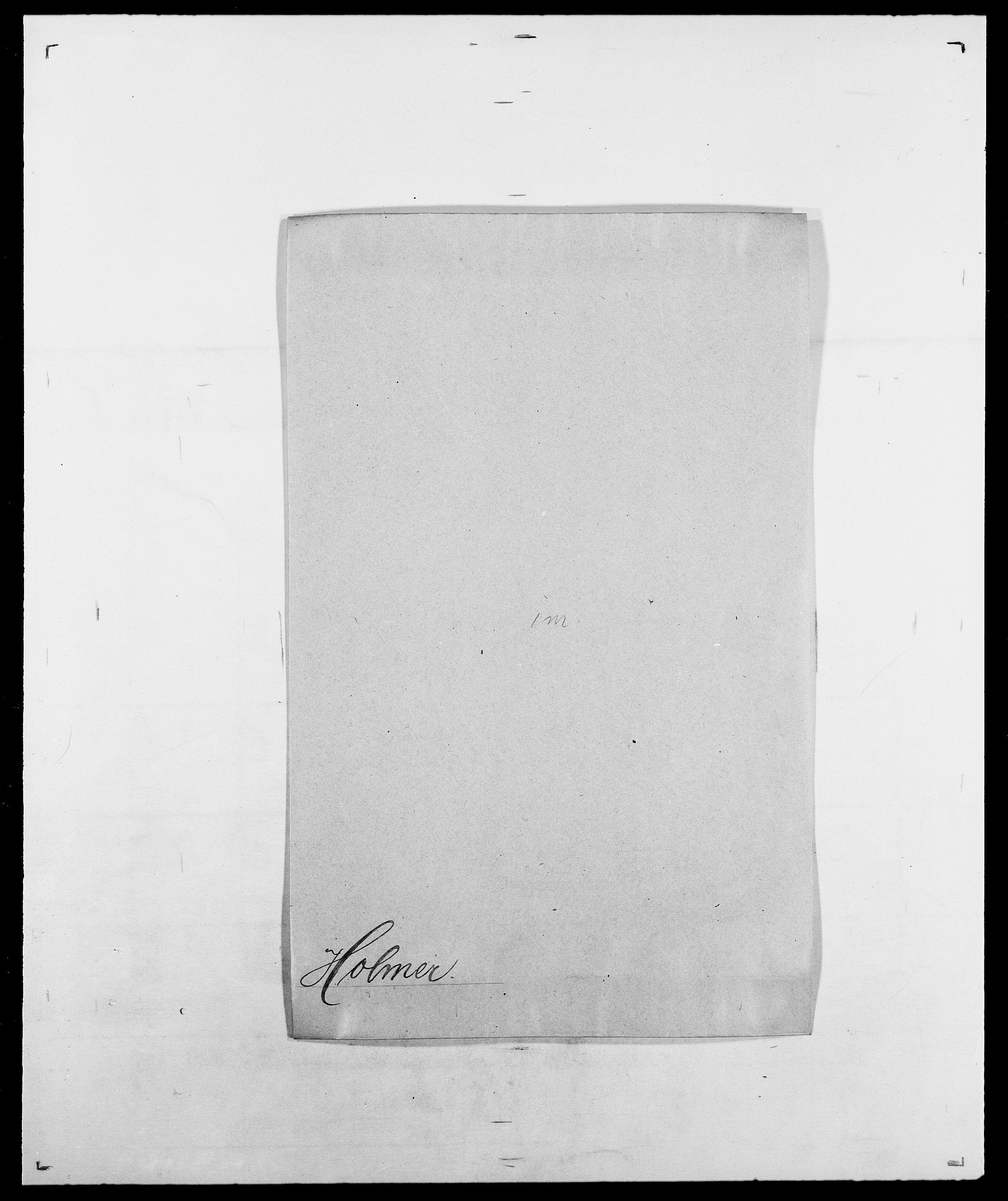 SAO, Delgobe, Charles Antoine - samling, D/Da/L0018: Hoch - Howert, s. 651