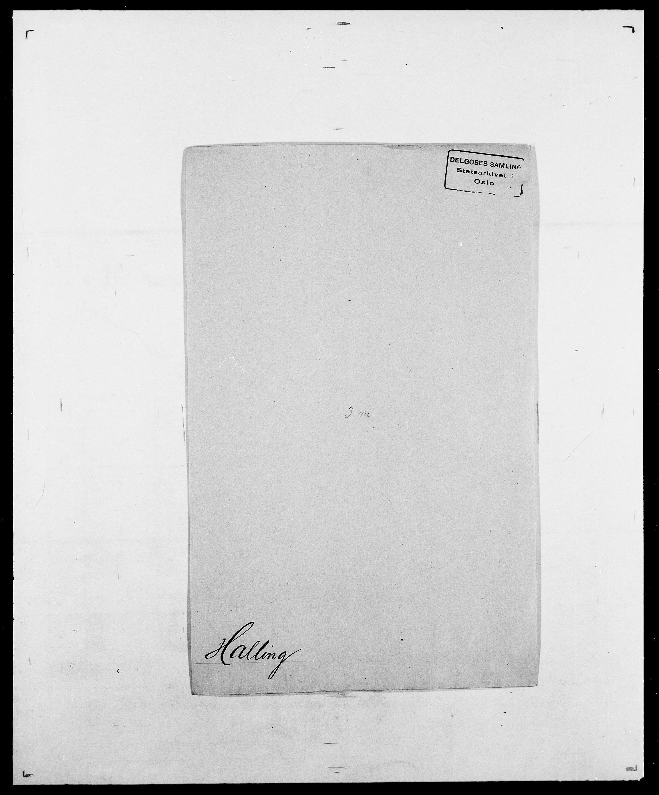 SAO, Delgobe, Charles Antoine - samling, D/Da/L0015: Grodtshilling - Halvorsæth, s. 779