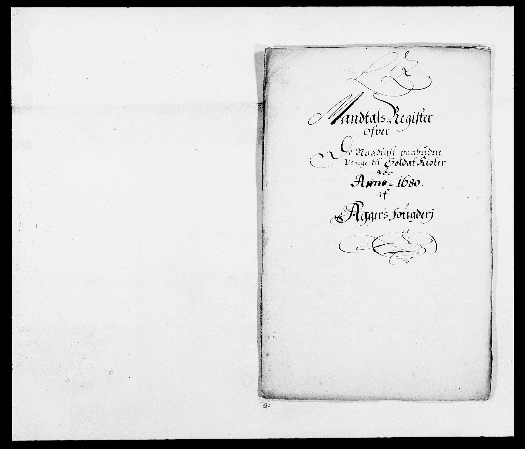 RA, Rentekammeret inntil 1814, Reviderte regnskaper, Fogderegnskap, R08/L0417: Fogderegnskap Aker, 1678-1681, s. 143