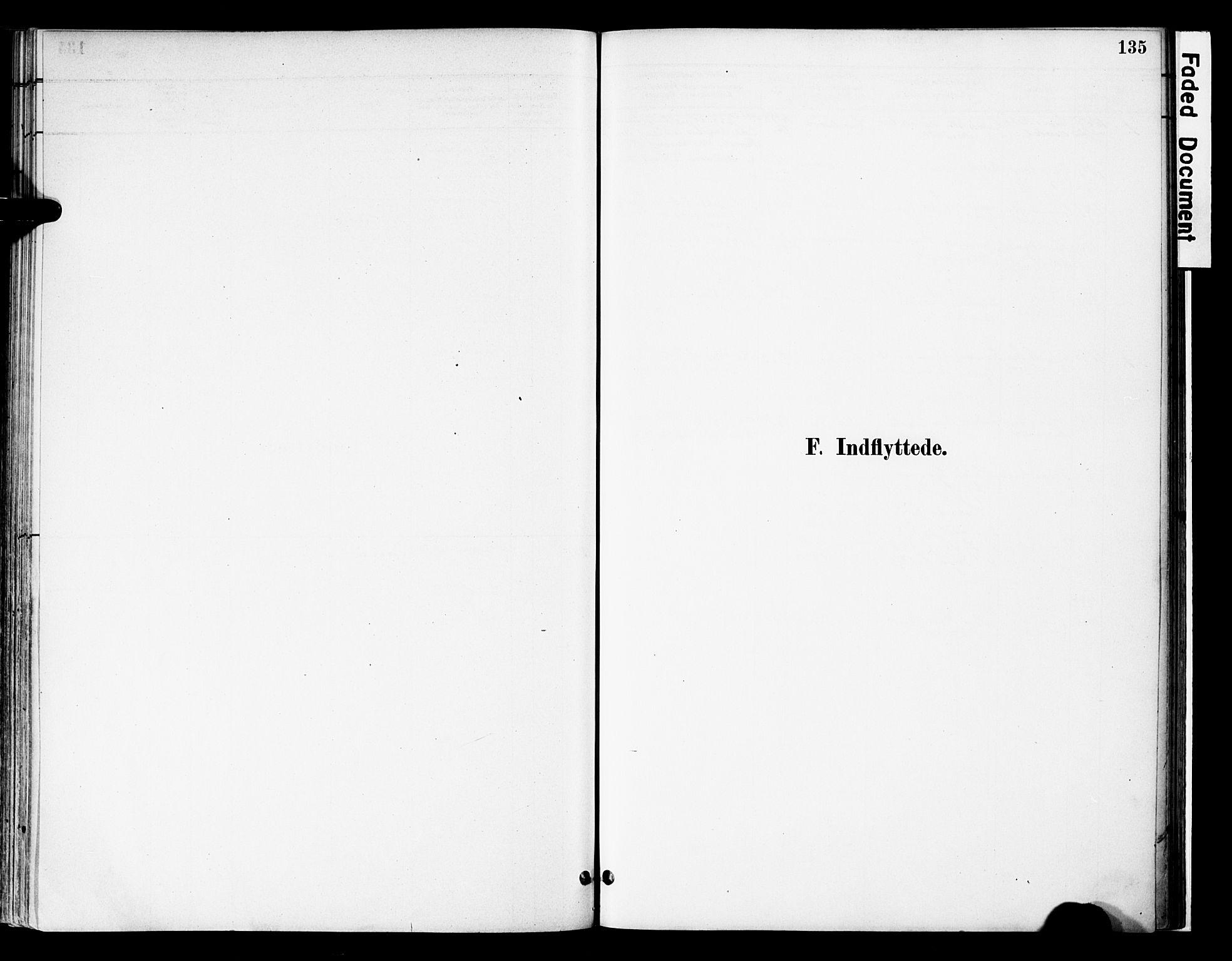 SAH, Vestre Slidre prestekontor, Ministerialbok nr. 6, 1881-1912, s. 135