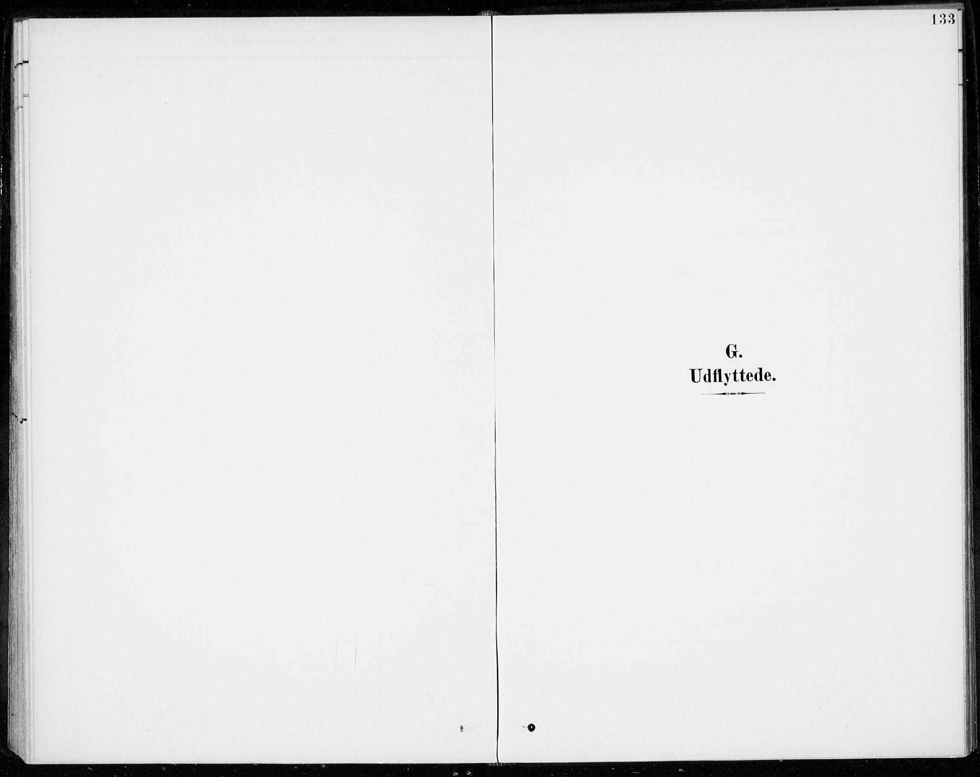 SAKO, Sigdal kirkebøker, F/Fc/L0002: Ministerialbok nr. III 2, 1894-1911, s. 133