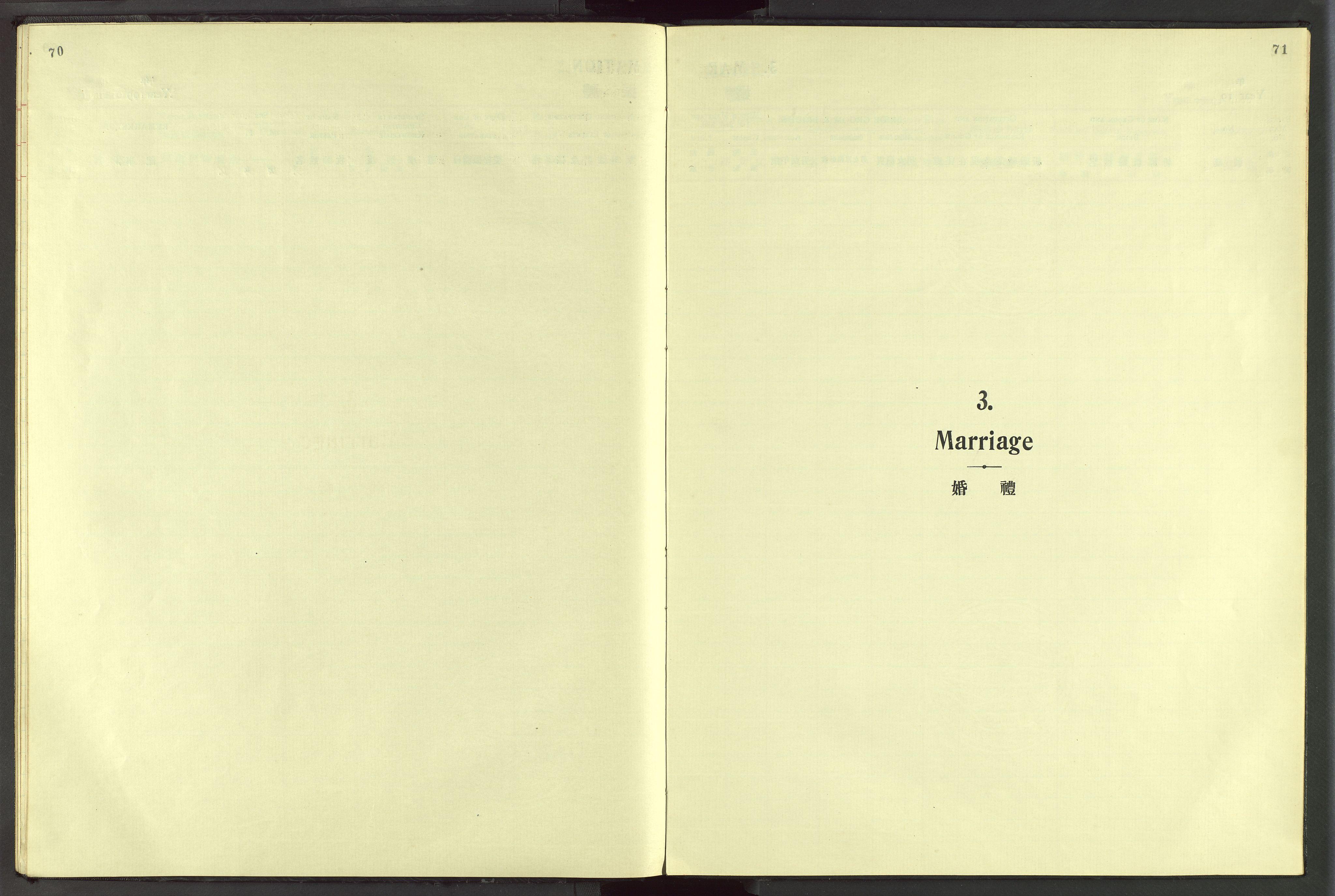 VID, Det Norske Misjonsselskap - utland - Kina (Hunan), Dm/L0046: Ministerialbok nr. 84, 1913-1938, s. 70-71