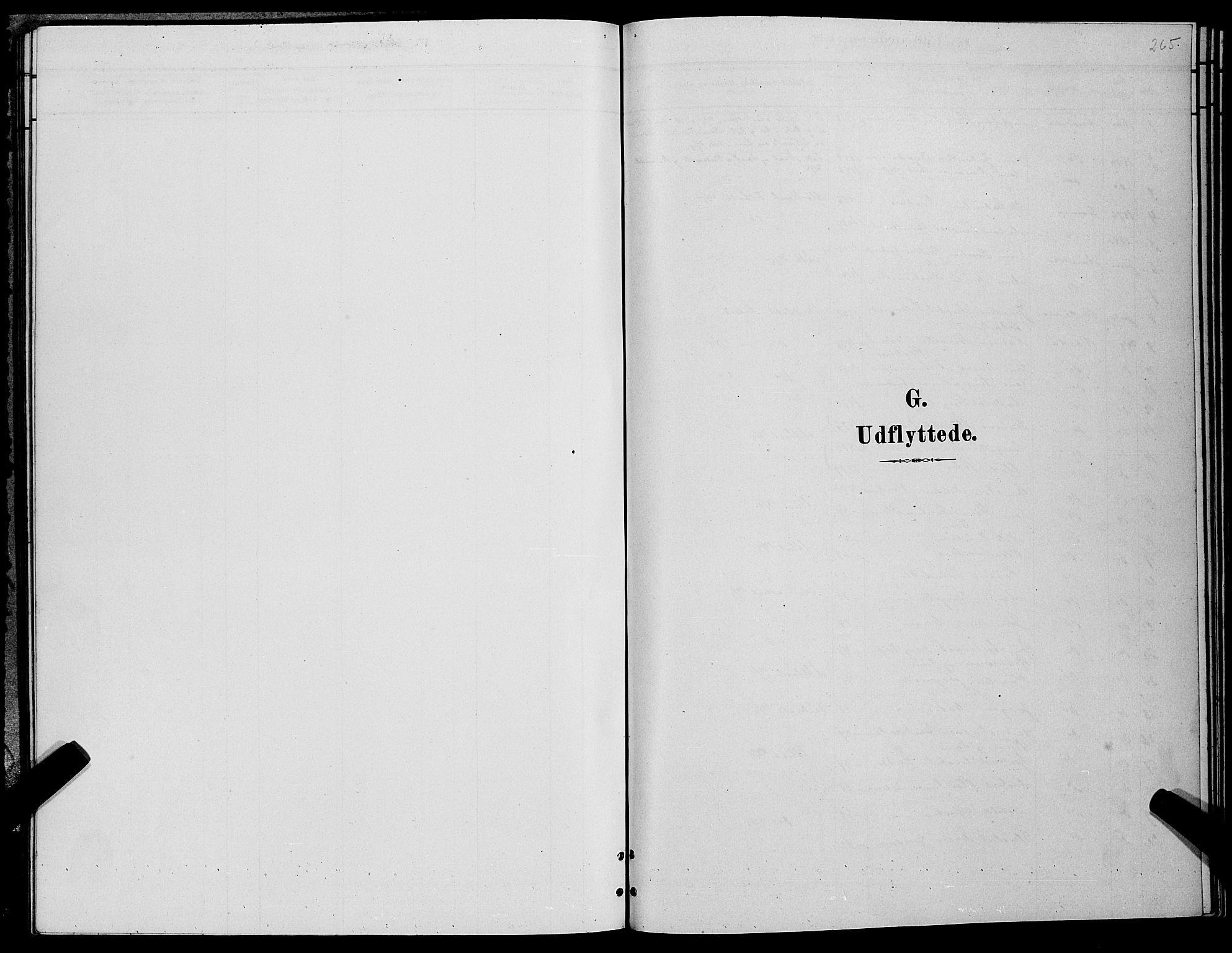 SATØ, Lenvik sokneprestembete, H/Ha: Klokkerbok nr. 6, 1881-1889, s. 265