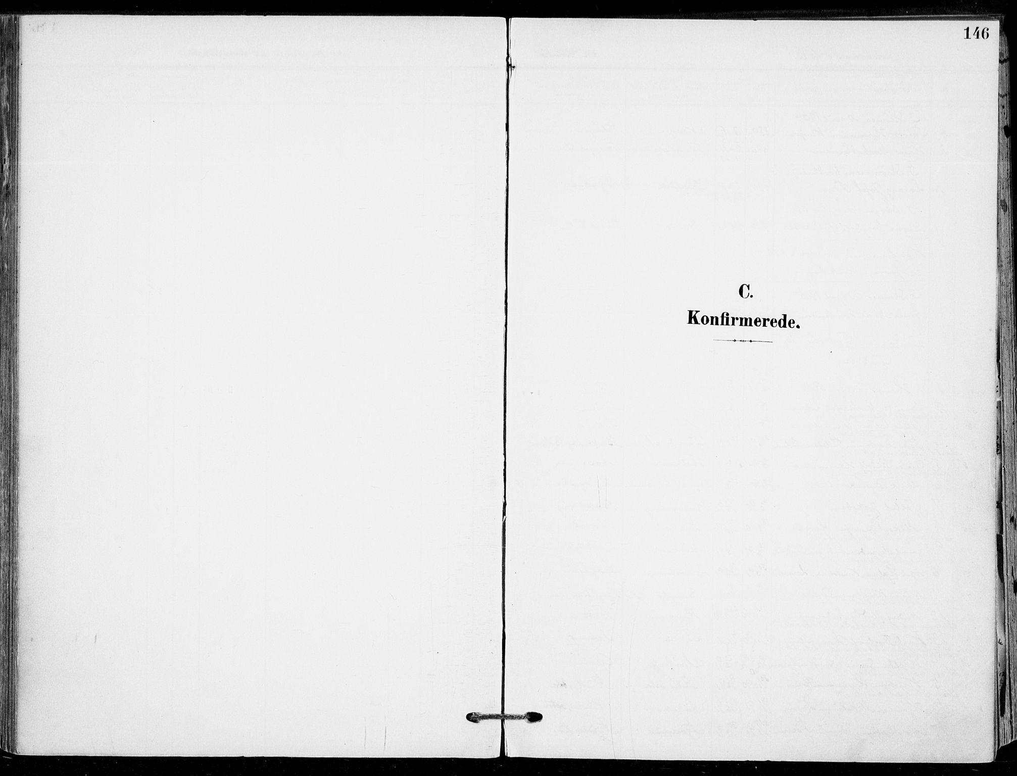 SAKO, Sande Kirkebøker, F/Fa/L0008: Ministerialbok nr. 8, 1904-1921, s. 146