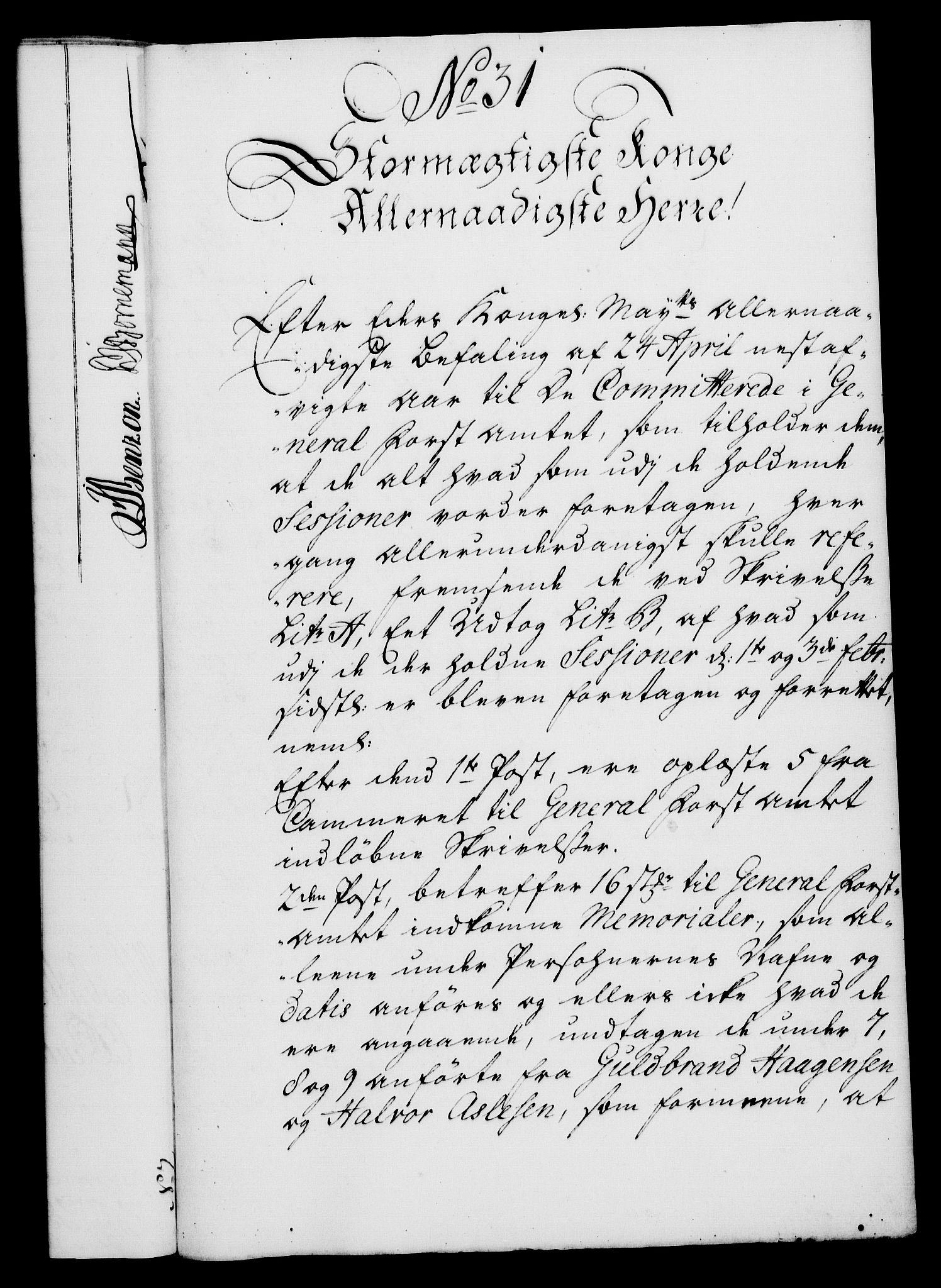 RA, Rentekammeret, Kammerkanselliet, G/Gf/Gfa/L0023: Norsk relasjons- og resolusjonsprotokoll (merket RK 52.23), 1740, s. 218