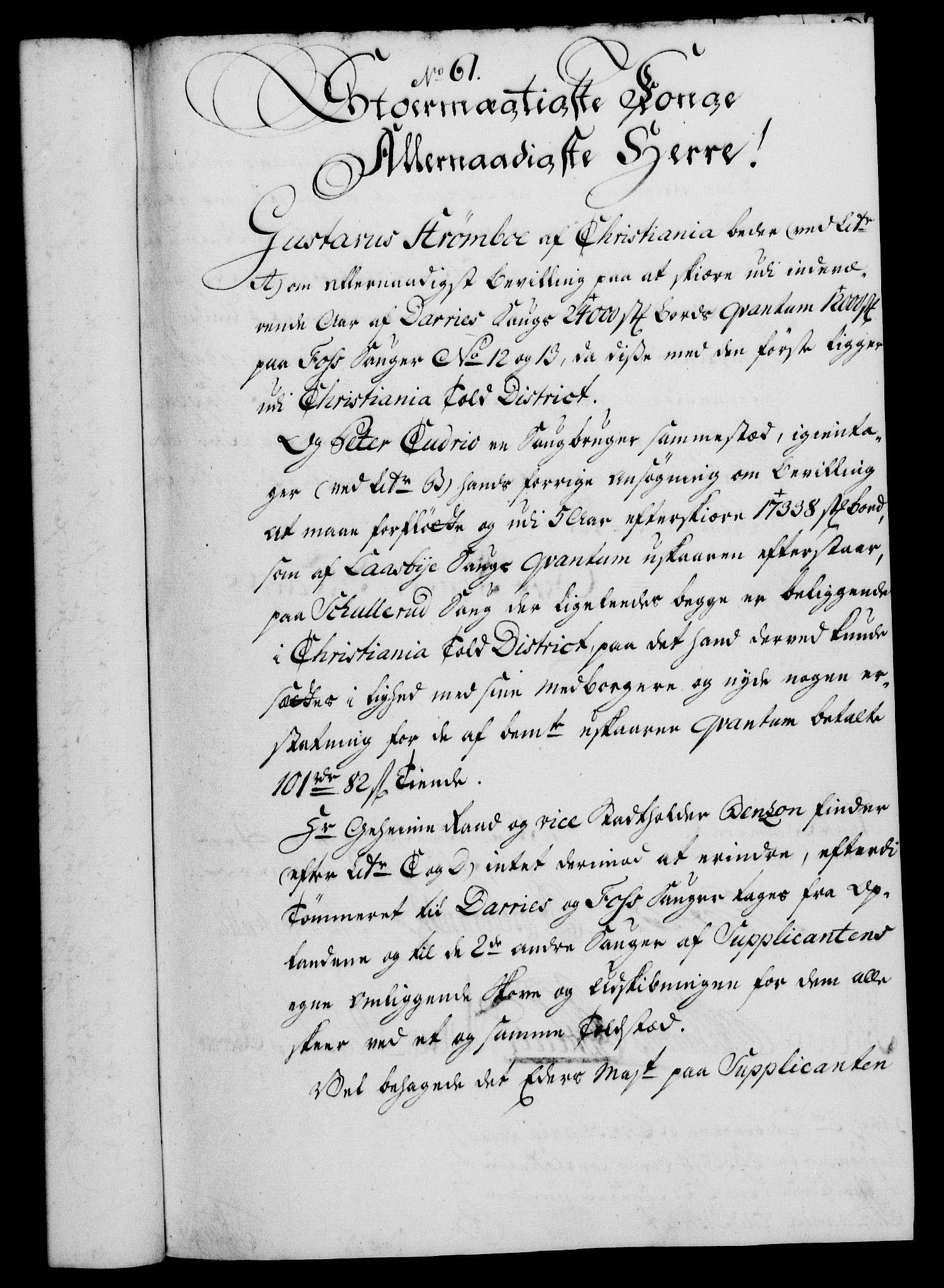 RA, Rentekammeret, Kammerkanselliet, G/Gf/Gfa/L0042: Norsk relasjons- og resolusjonsprotokoll (merket RK 52.42), 1760, s. 238