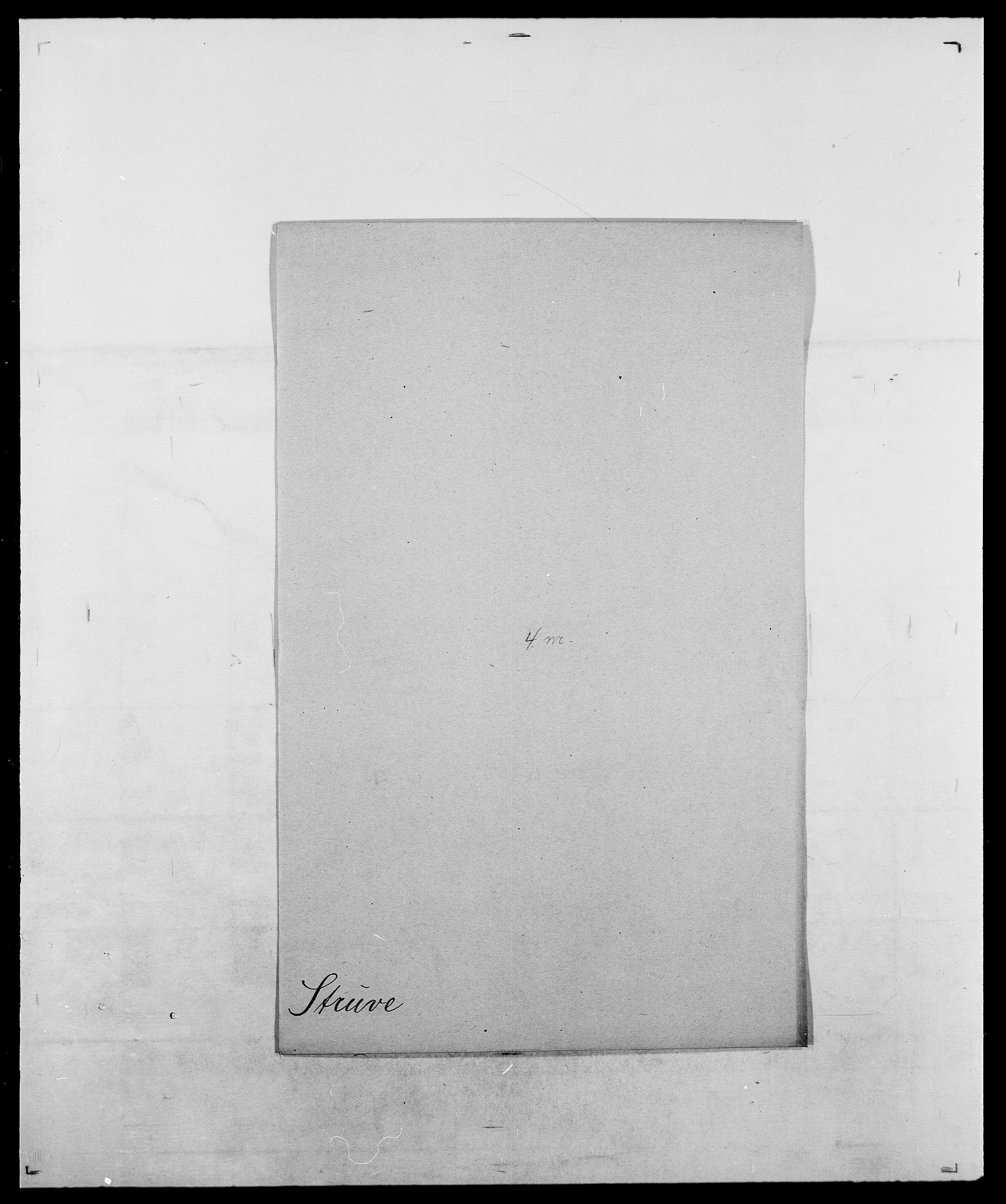 SAO, Delgobe, Charles Antoine - samling, D/Da/L0037: Steen, Sthen, Stein - Svare, Svanige, Svanne, se også Svanning og Schwane, s. 627