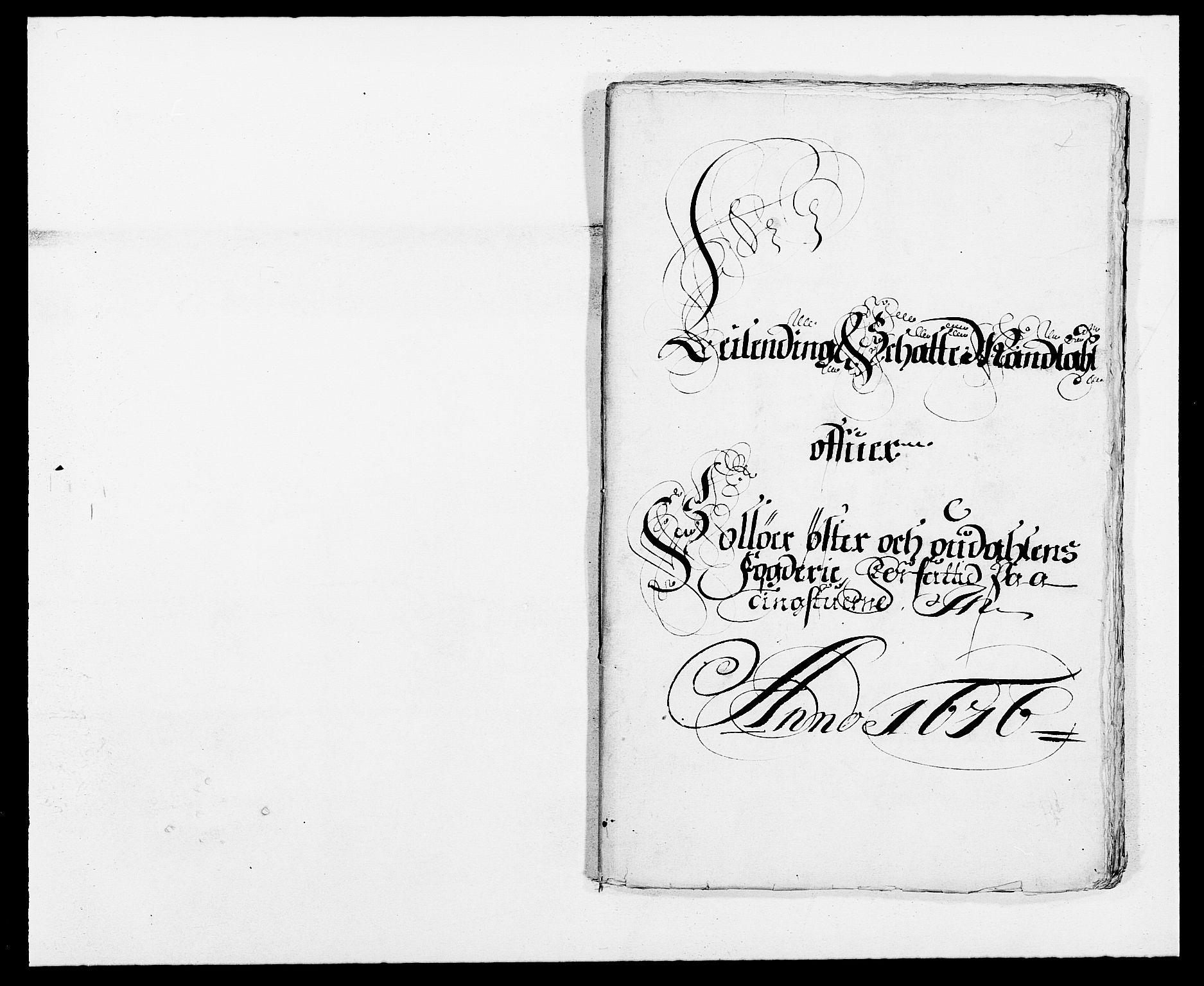 RA, Rentekammeret inntil 1814, Reviderte regnskaper, Fogderegnskap, R13/L0812: Fogderegnskap Solør, Odal og Østerdal, 1676, s. 1