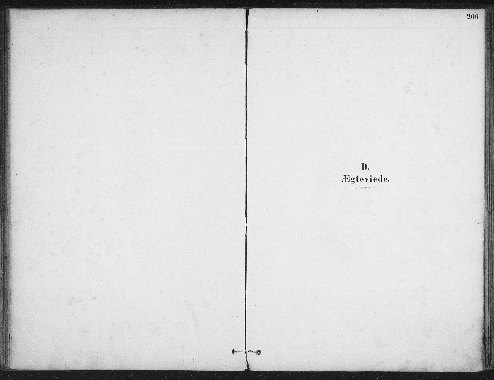 SAT, Ministerialprotokoller, klokkerbøker og fødselsregistre - Nordland, 888/L1244: Ministerialbok nr. 888A10, 1880-1890, s. 266