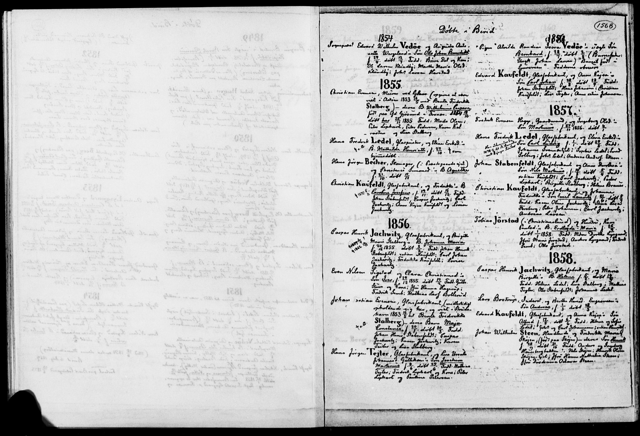 SAH, Biri prestekontor, Ministerialbok, 1730-1879, s. 156b