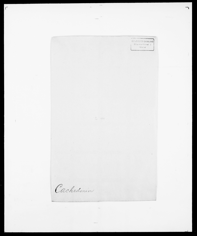 SAO, Delgobe, Charles Antoine - samling, D/Da/L0007: Buaas - Caphengst, s. 814
