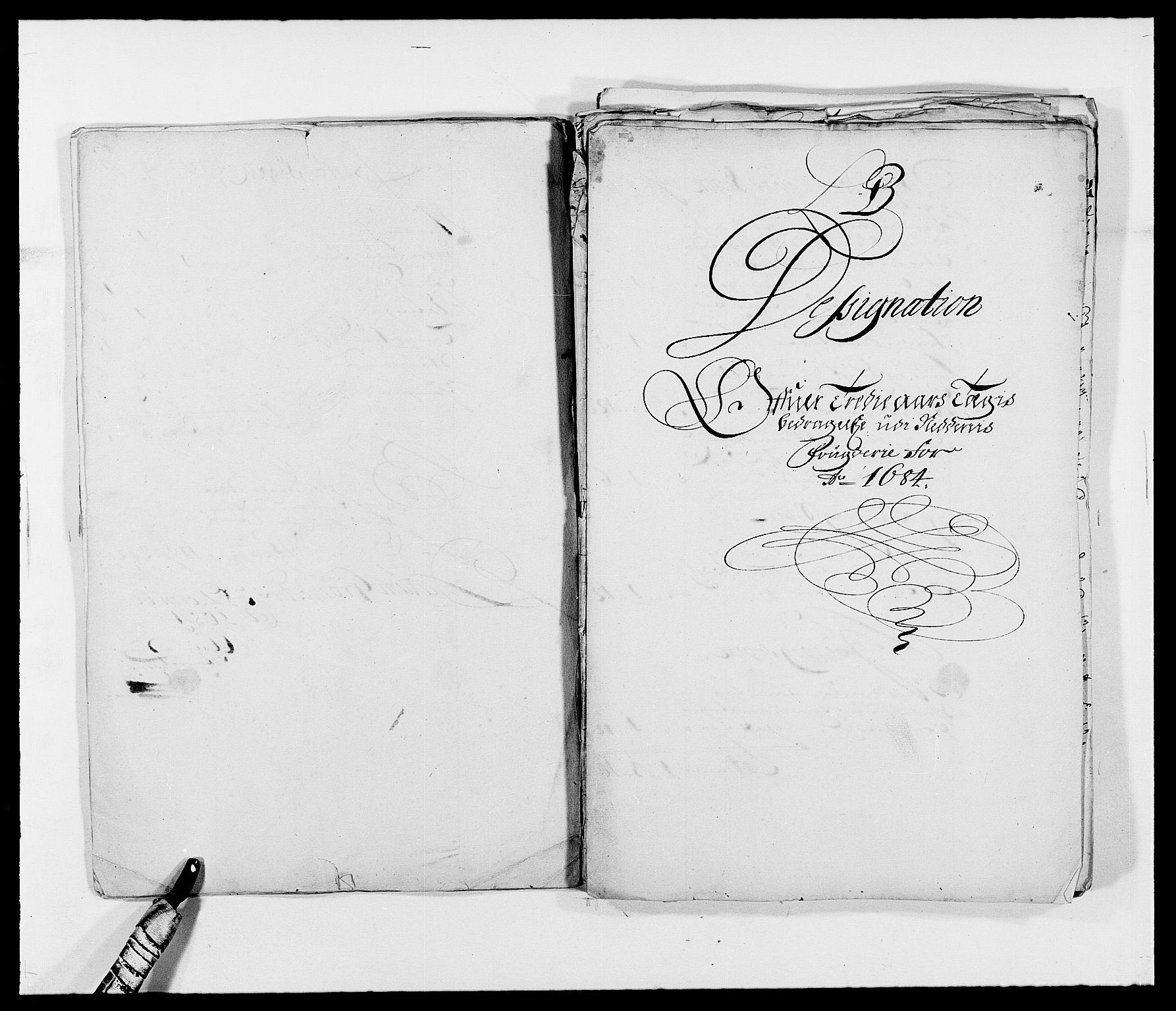 RA, Rentekammeret inntil 1814, Reviderte regnskaper, Fogderegnskap, R39/L2308: Fogderegnskap Nedenes, 1684-1689, s. 12
