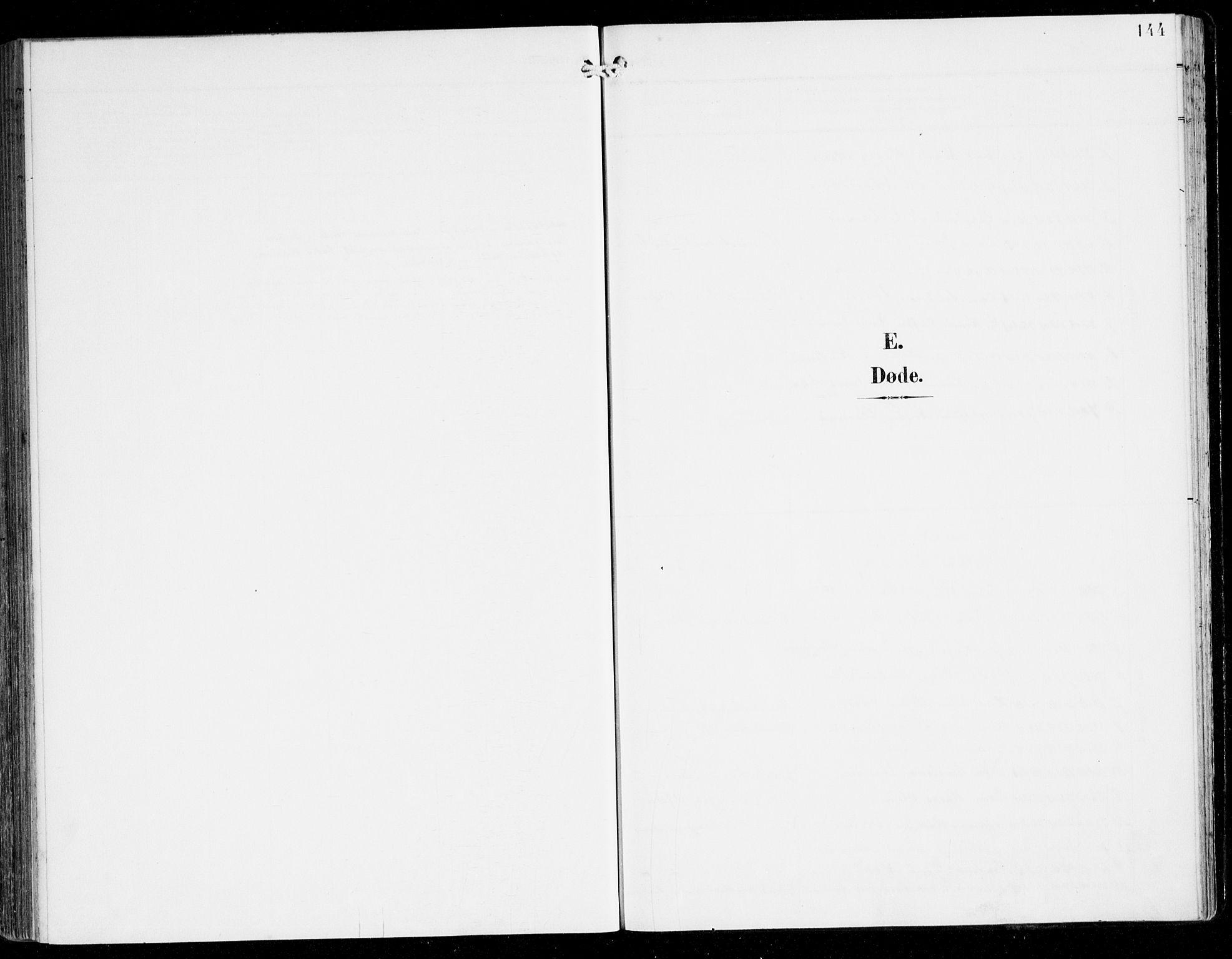 SAB, Alversund Sokneprestembete, H/Ha/Haa/Haac/L0002: Ministerialbok nr. C 2, 1901-1921, s. 144
