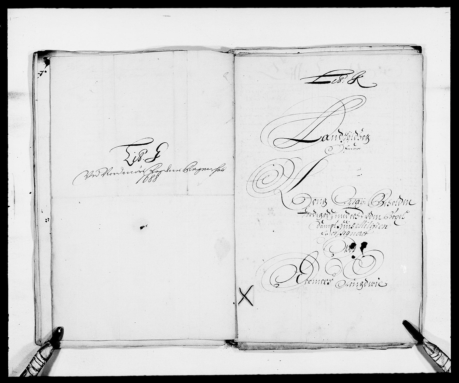 RA, Rentekammeret inntil 1814, Reviderte regnskaper, Fogderegnskap, R56/L3733: Fogderegnskap Nordmøre, 1687-1689, s. 289