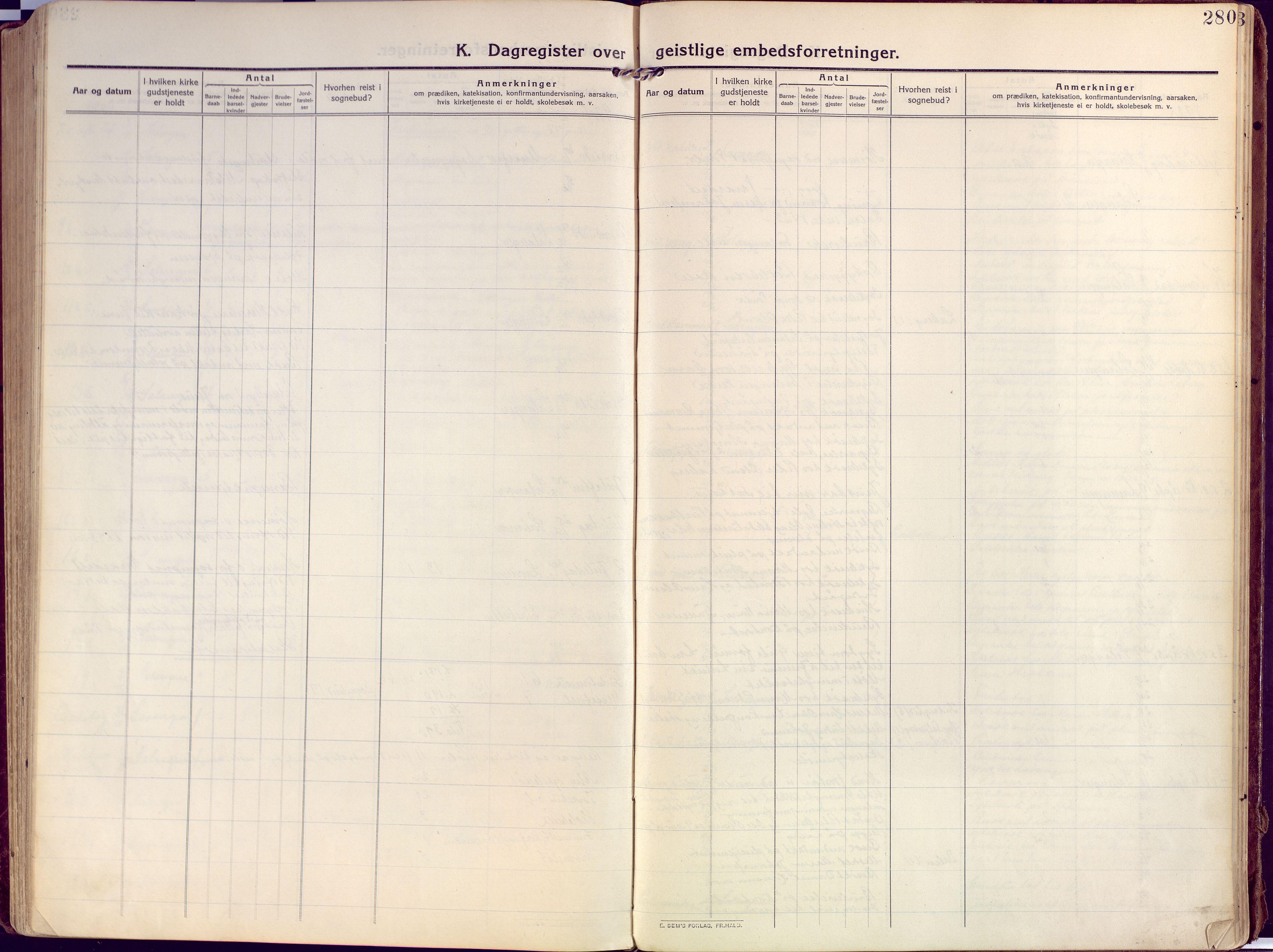 SATØ, Salangen sokneprestembete, Ministerialbok nr. 4, 1912-1927, s. 280