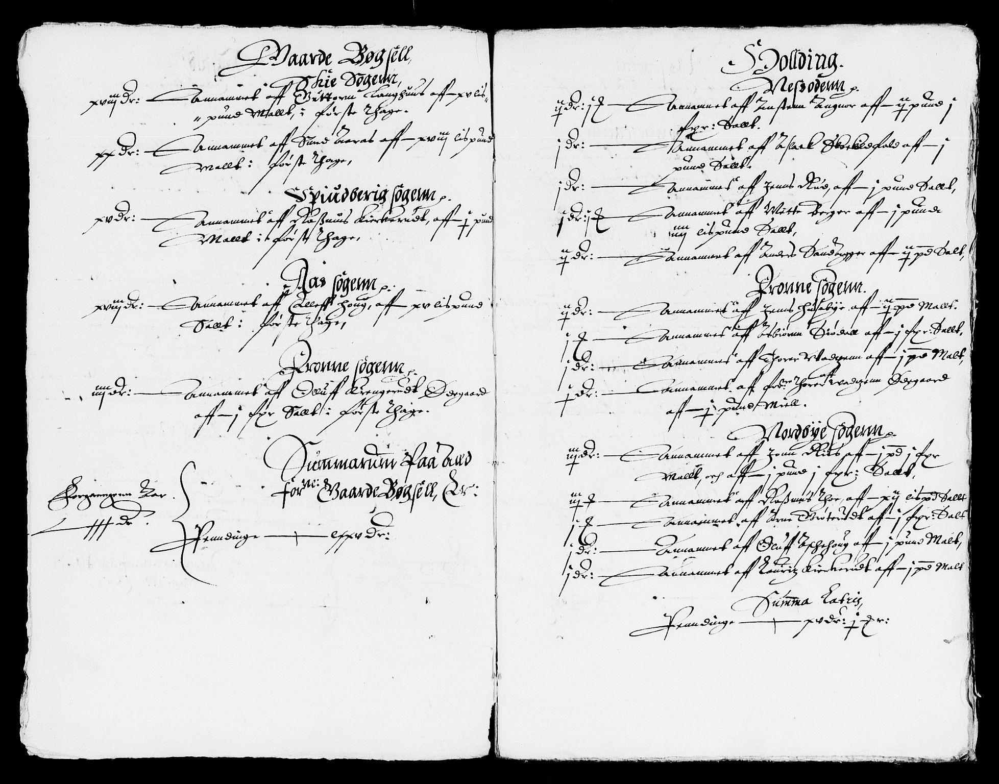 RA, Rentekammeret inntil 1814, Reviderte regnskaper, Lensregnskaper, R/Rb/Rba/L0051: Akershus len, 1619-1620